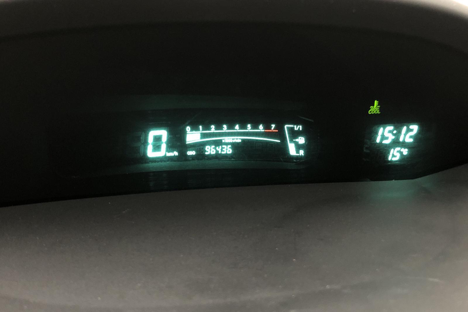Toyota Yaris 1.0 5dr (69hk) - 93 000 km - Manual - silver - 2008