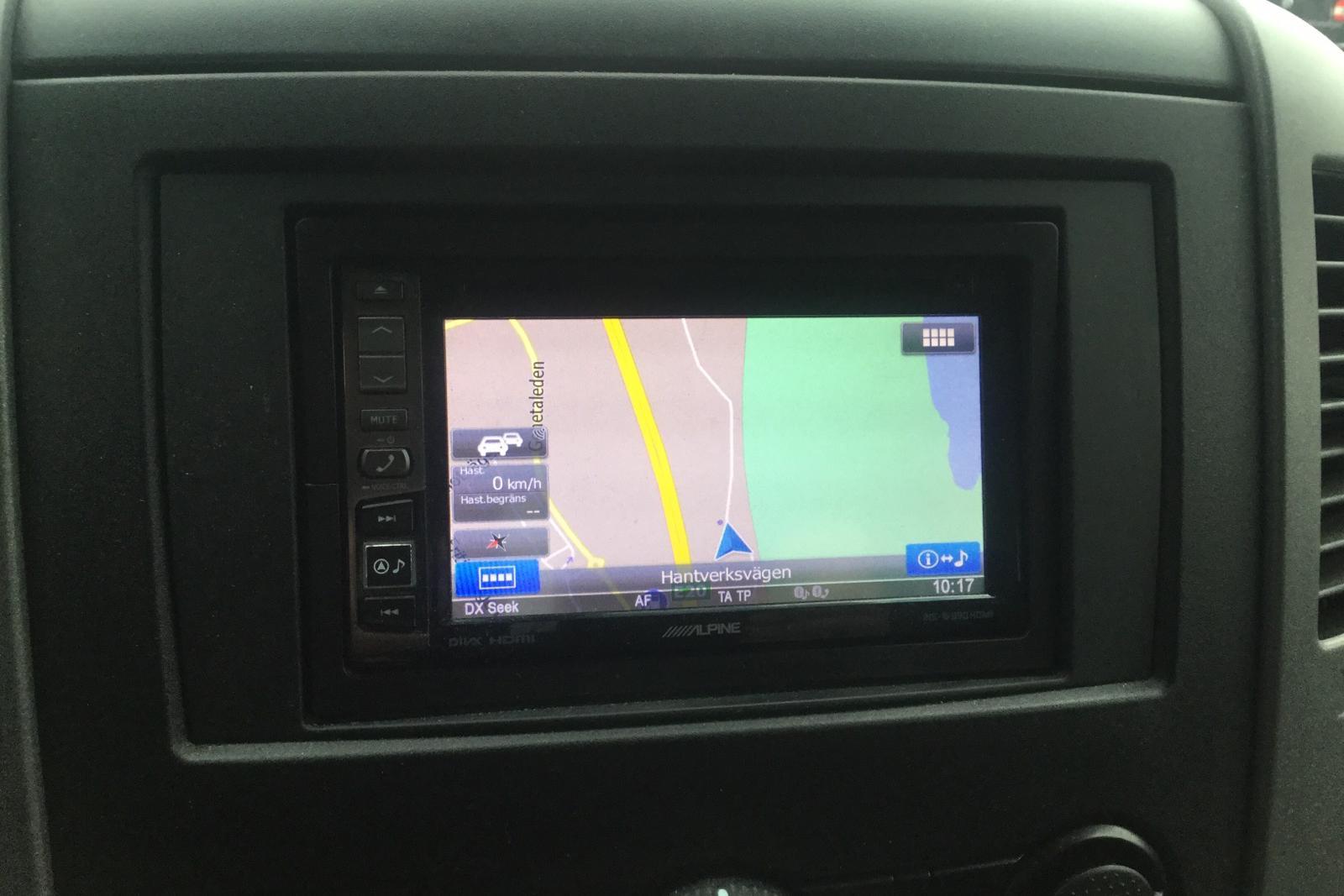 Mercedes Sprinter 316 CDI Volymskåp (163hk) - 17 759 mil - Automat - vit - 2017