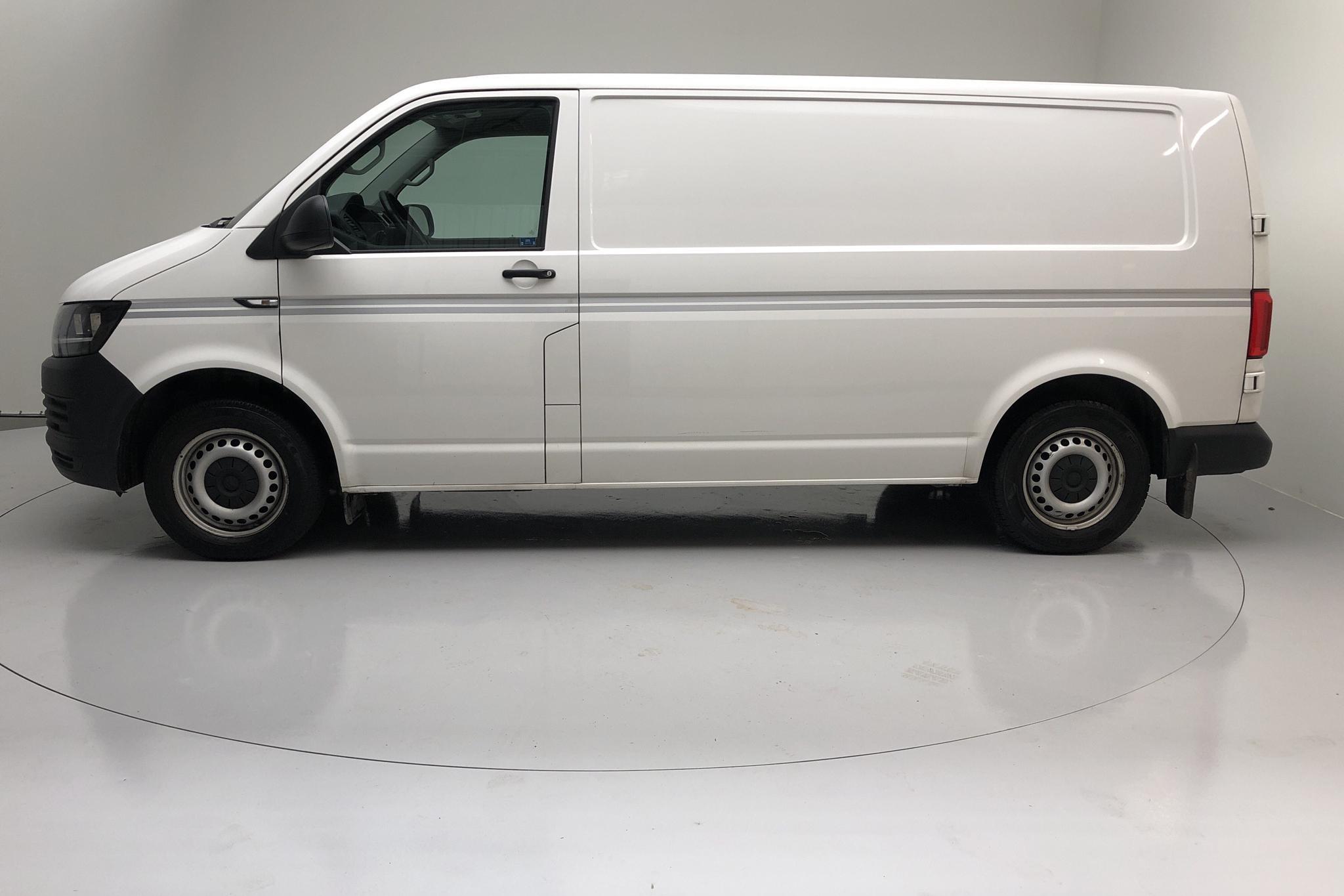 VW Transporter T6 2.0 TDI BMT Skåp (140hk) - 0 km - Automatic - white - 2016