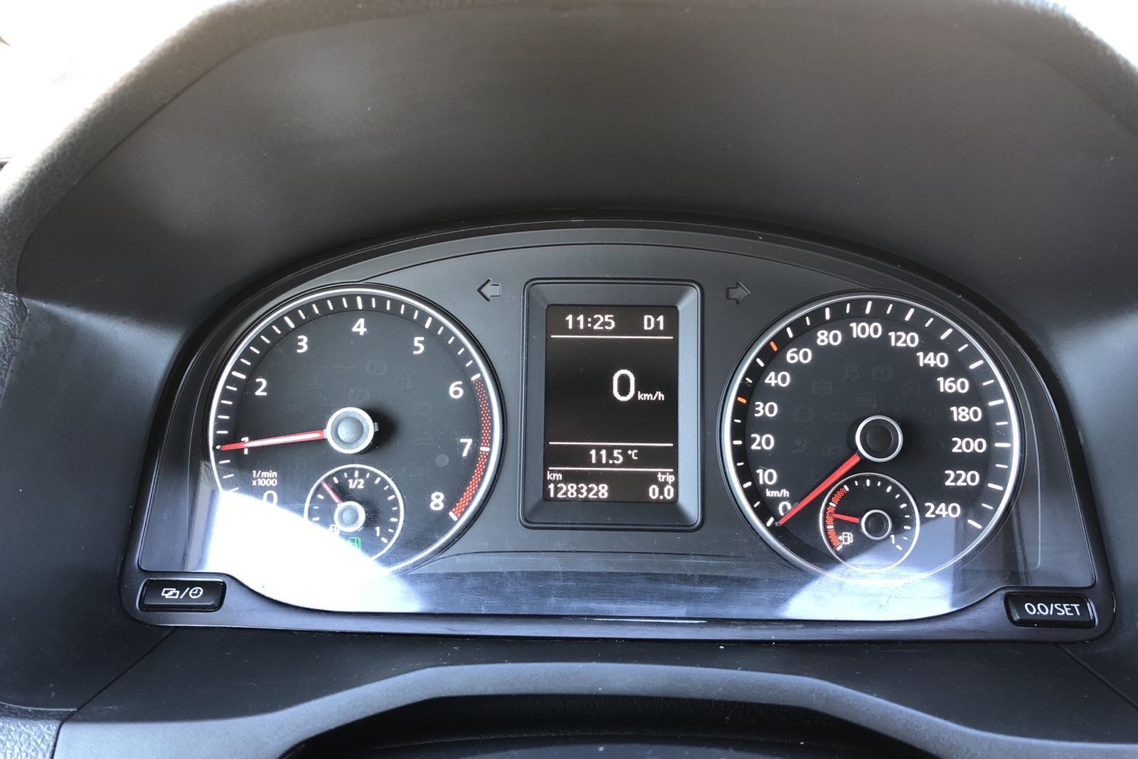 VW Caddy MPV Maxi  Life 1.4 TGI (110hk) - 0 mil - Automat - vit - 2018