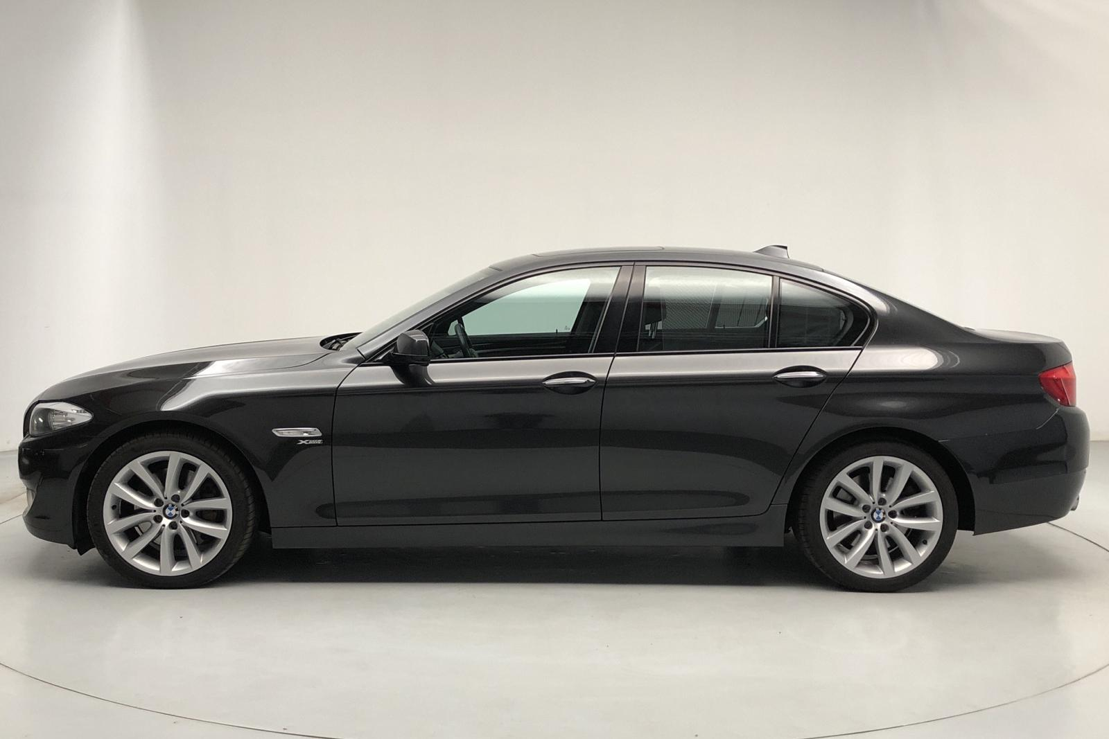 BMW 535d xDrive Sedan, F10 (313hk) - 195 000 km - Automatic - Dark Grey - 2012