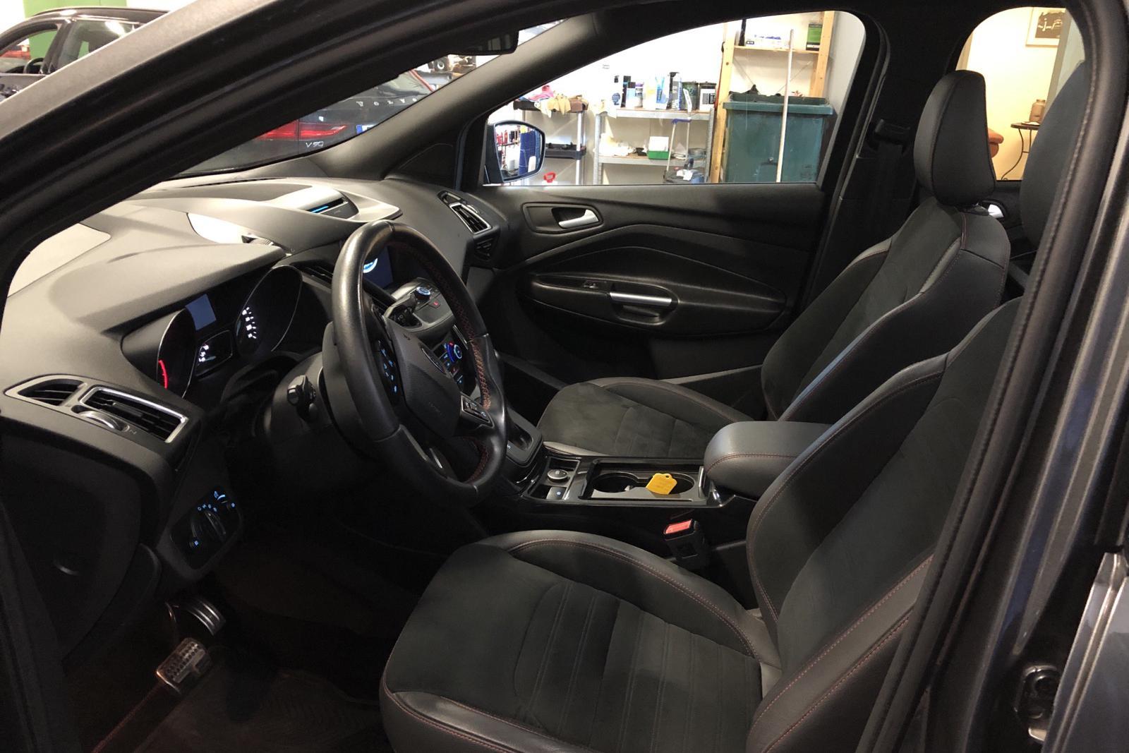 Ford Kuga 2.0 TDCi AWD (180hk) - 0 mil - Automat - grå - 2018