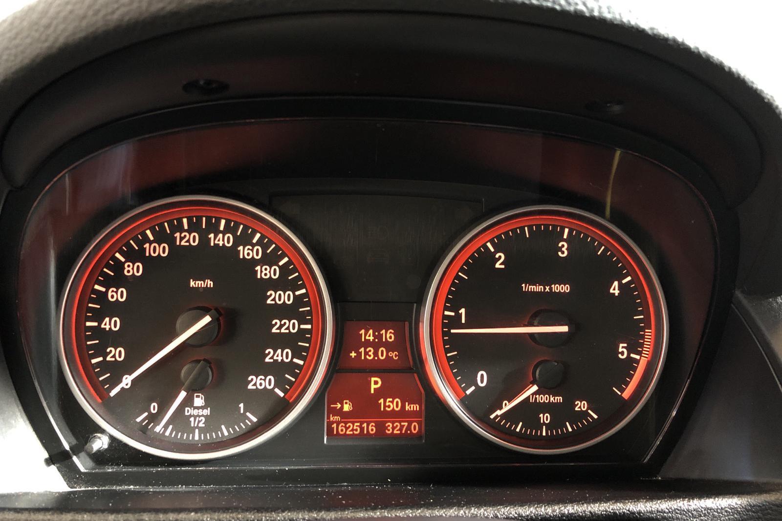 BMW X1 xDrive20d, E84 (177hk) - 16 200 mil - Automat - silver - 2010