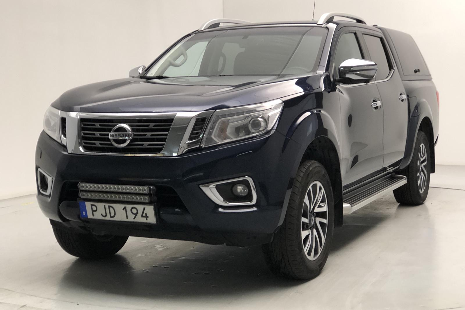 Nissan Navara 2.3 dCi 4x4 (190hk) - 145 000 km - Automatic - Dark Blue - 2017