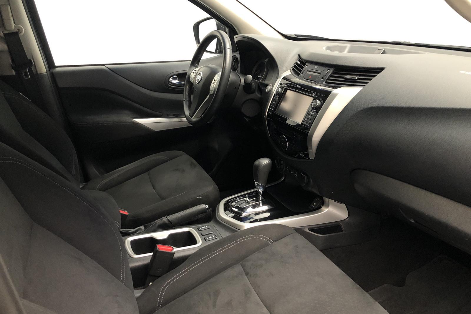 Nissan Navara 2.3 dCi 4x4 (190hk) - 14 500 mil - Automat - Dark Blue - 2017