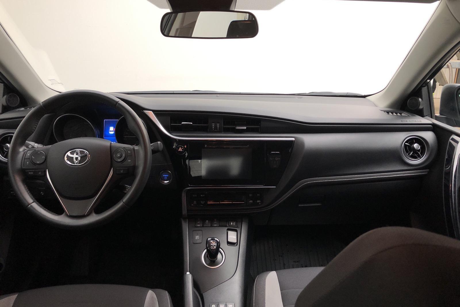 Toyota Auris 1.8 HSD 5dr (99hk) - 0 km - Automatic - black - 2018