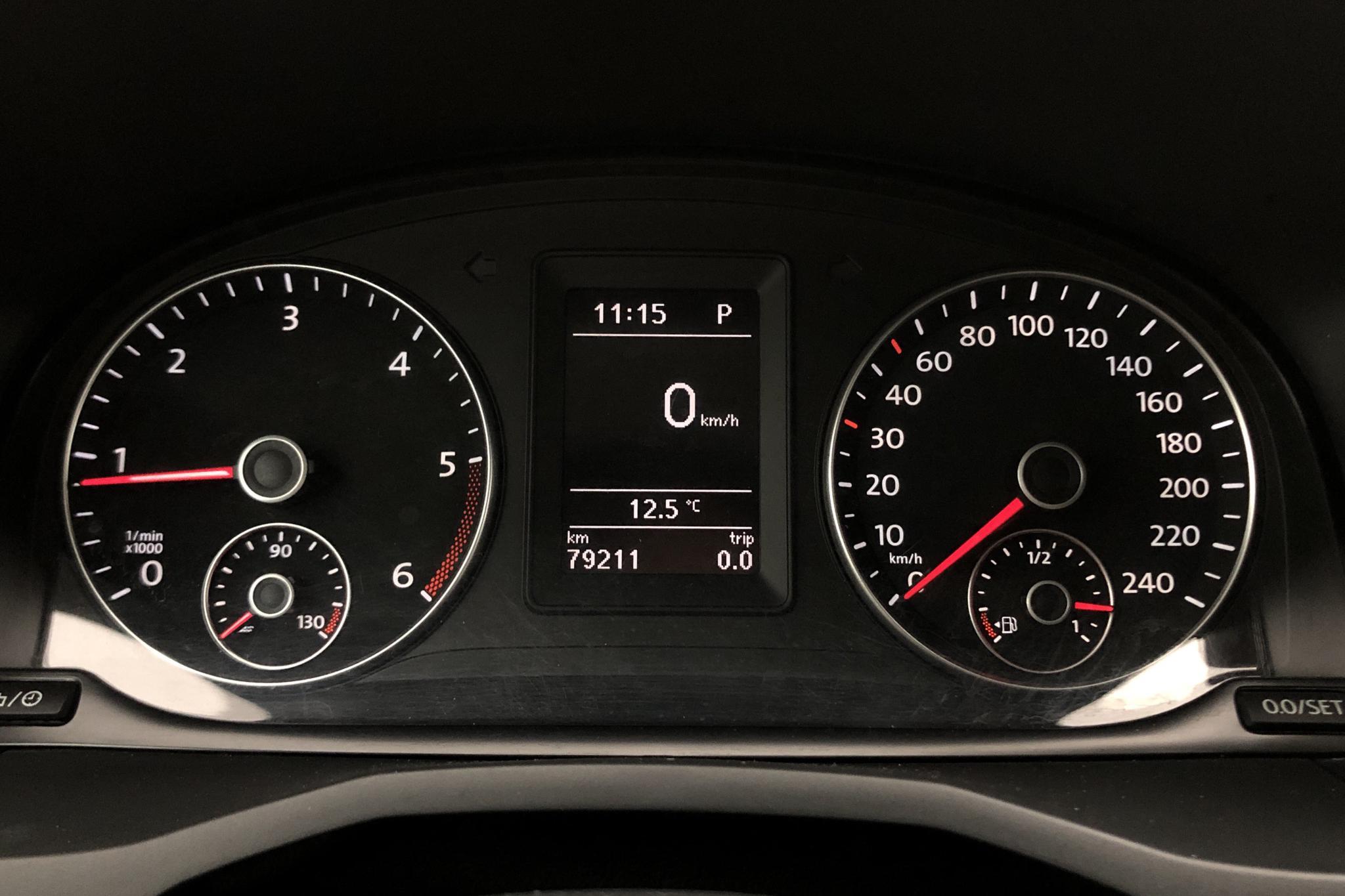 VW Caddy 2.0 TDI Maxi Skåp (102hk) - 0 mil - Automat - vit - 2016