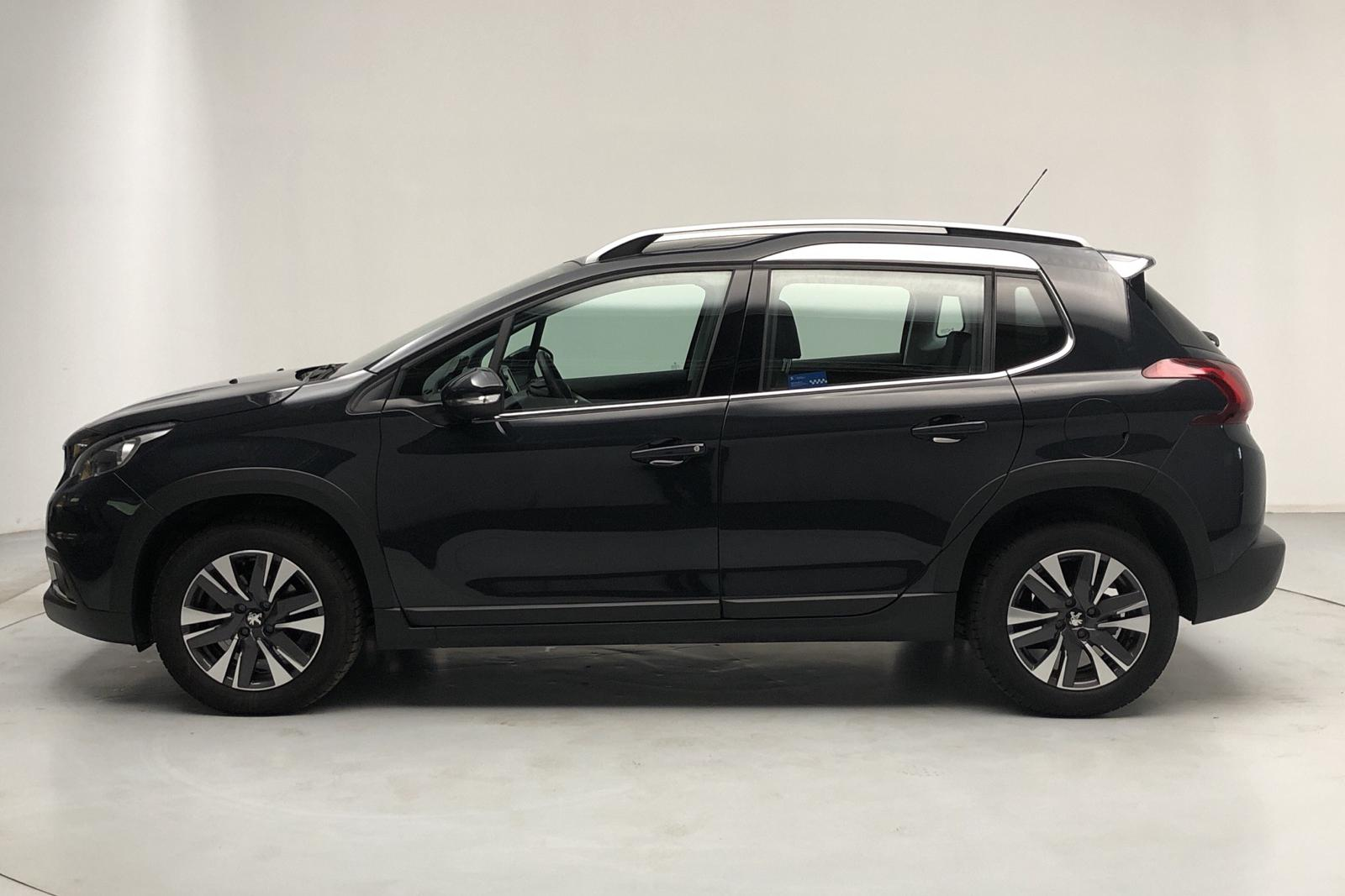 Peugeot 2008 PureTech (110hk) - 7 500 km - Unknown - 2019