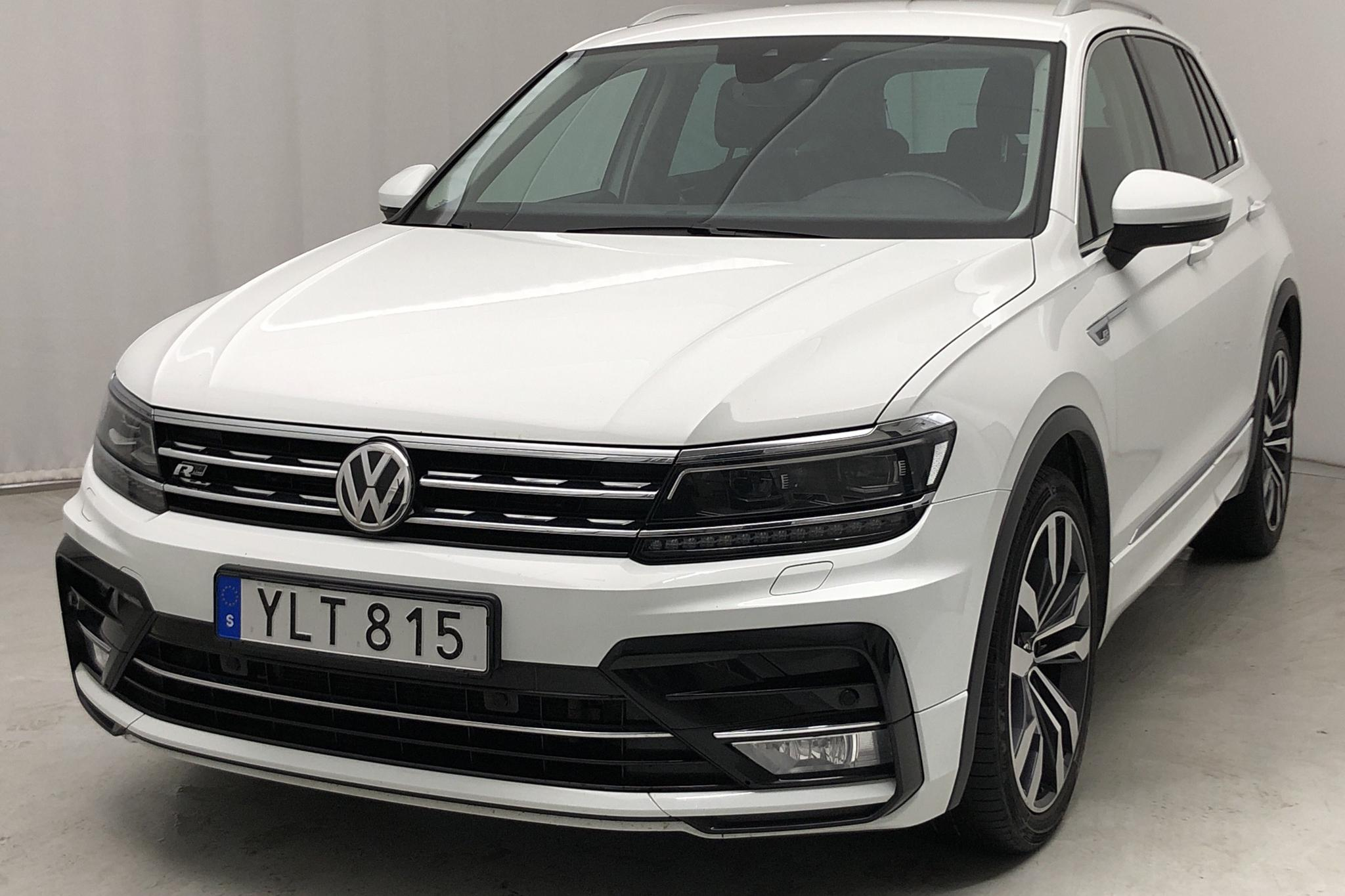 VW Tiguan 2.0 TDI 4MOTION (190hk) - 0 km - Automatic - white - 2017
