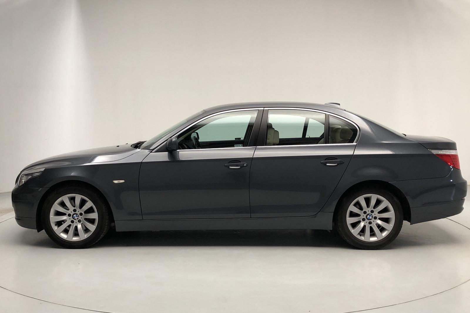 BMW 520d Sedan, E60 (177hk) - 108 000 km - Manual - gray - 2009