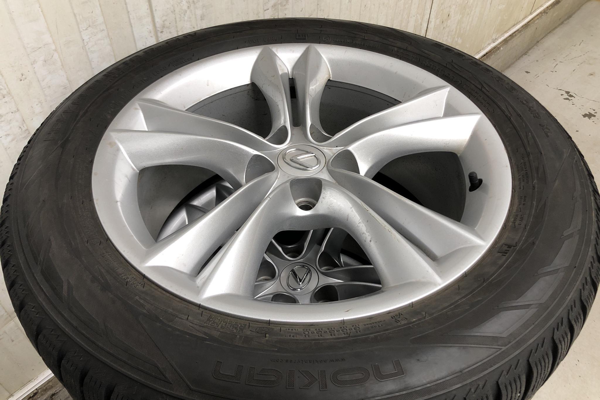 Lexus RX 450h AWD (249hk) - 13 500 mil - Automat - vit - 2013