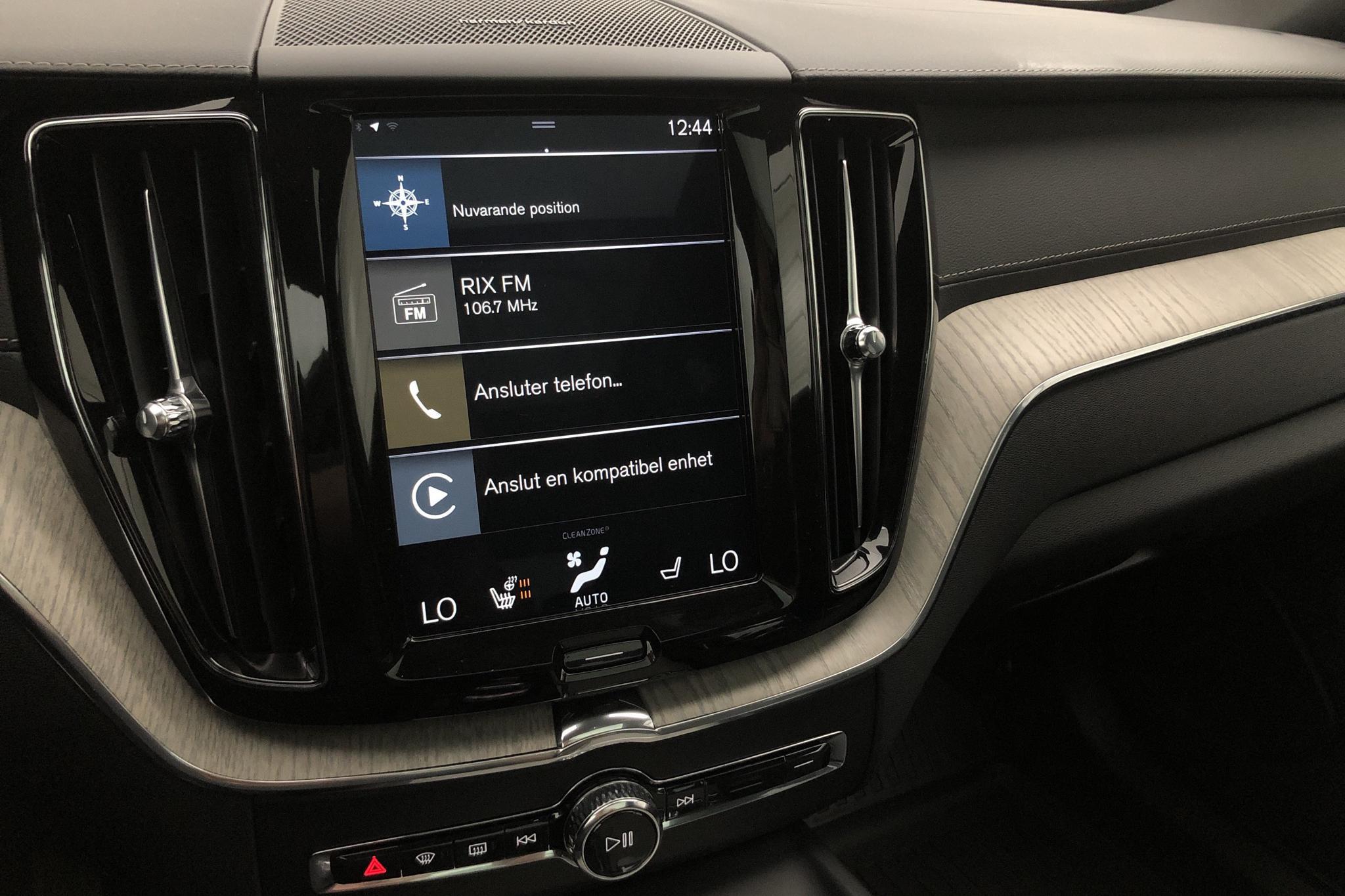 Volvo XC60 T8 AWD Twin Engine (390hk) - 2 900 mil - Automat - vit - 2019
