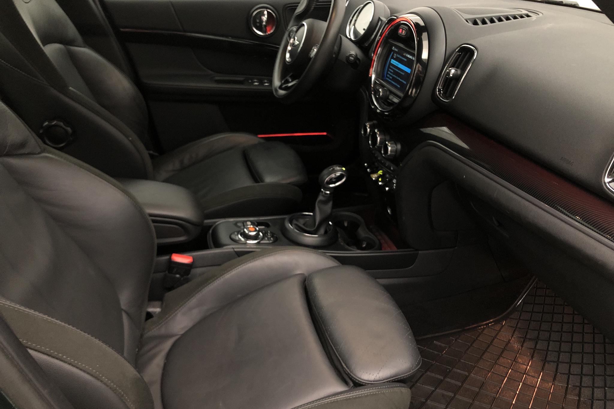 MINI Cooper S E ALL4 Countryman, F60 (224hk) - 0 mil - Automat - grön - 2019