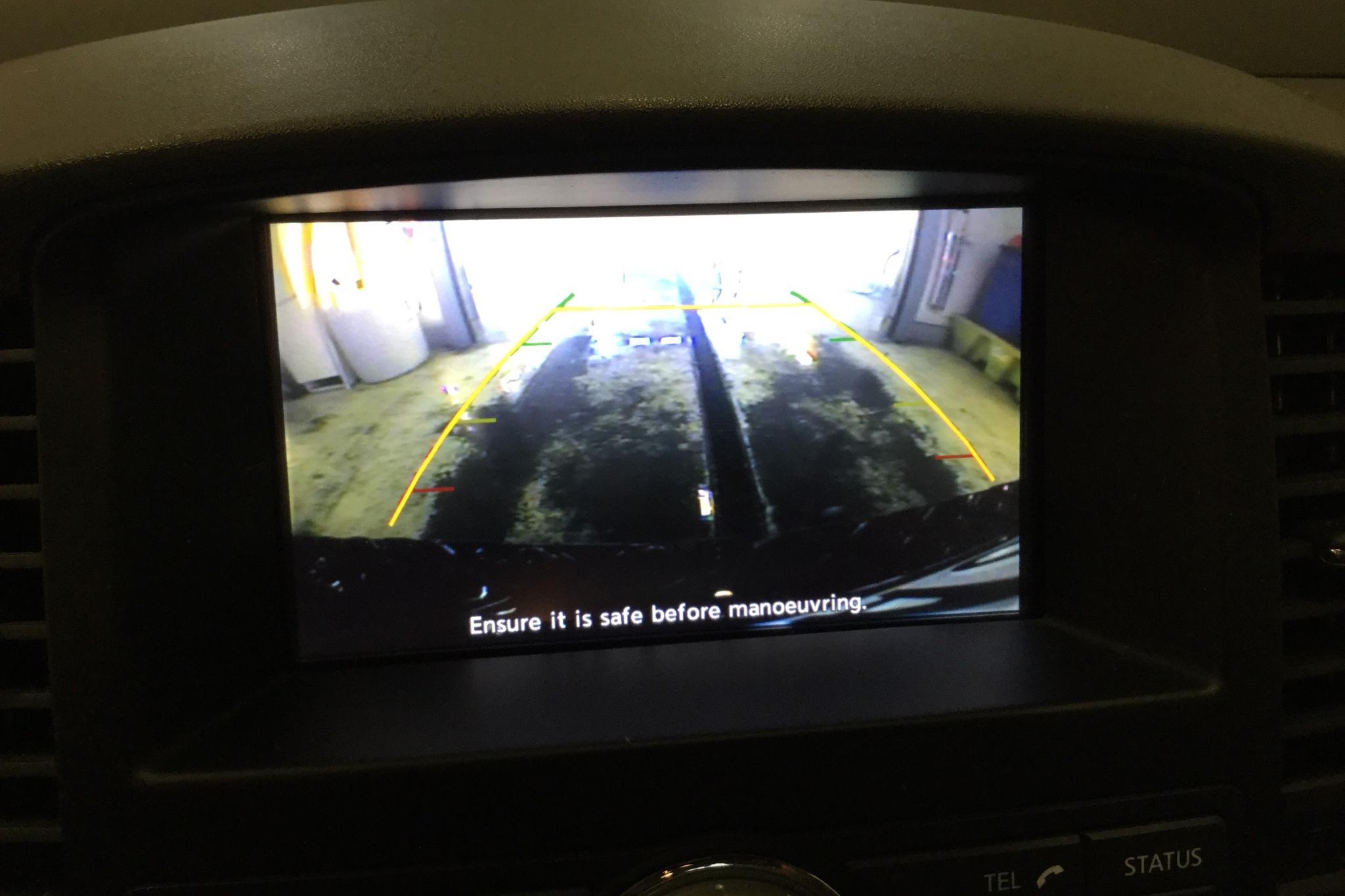 Nissan Pathfinder 3.0 V6 dCi (231hk) - 11 400 mil - Automat - svart - 2013