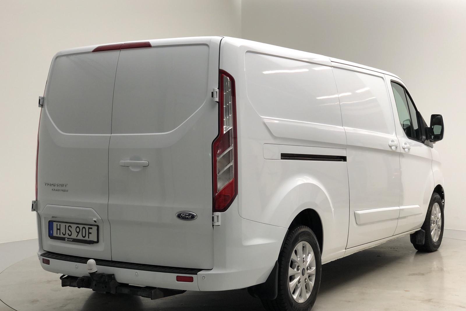 Ford Transit Custom 300 (130hk) - 0 km - Manual - white - 2019