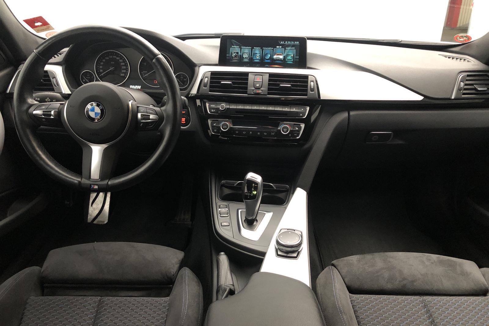 BMW 320d xDrive Touring, F31 (190hk) - 0 km - Automatic - white - 2017