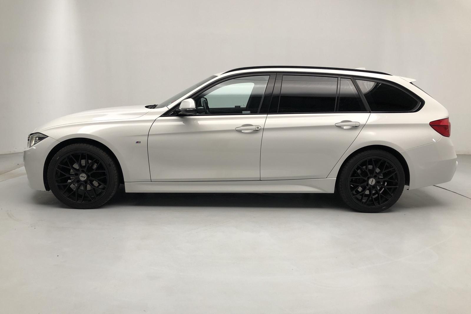 BMW 320d xDrive Touring, F31 (190hk) - 0 mil - Automat - vit - 2017