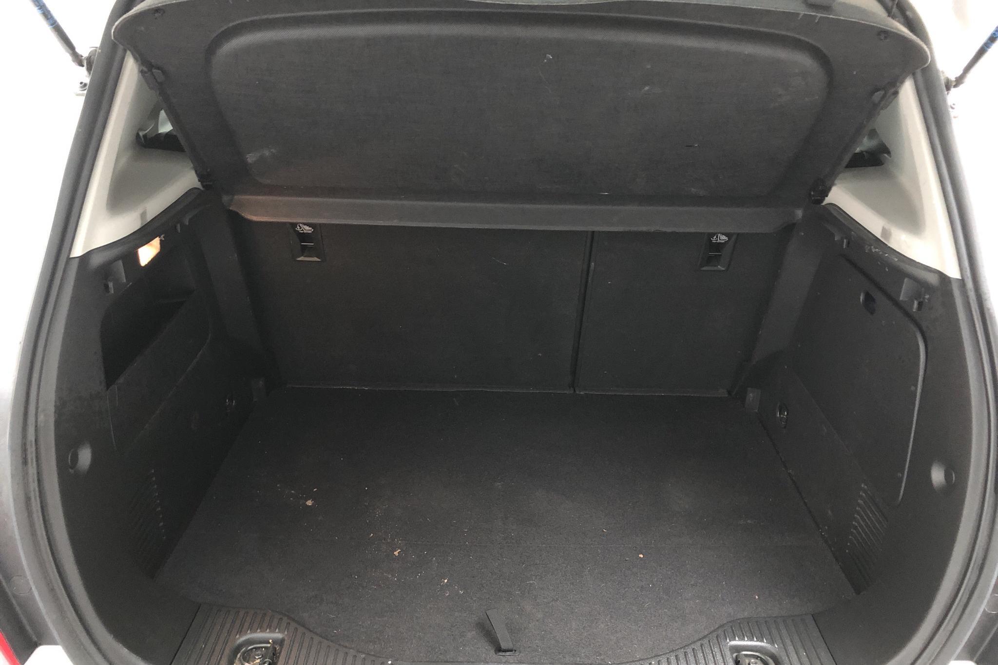 Chevrolet Trax 1.7D 2WD (130hk) - 53 000 km - Automatic - white - 2014