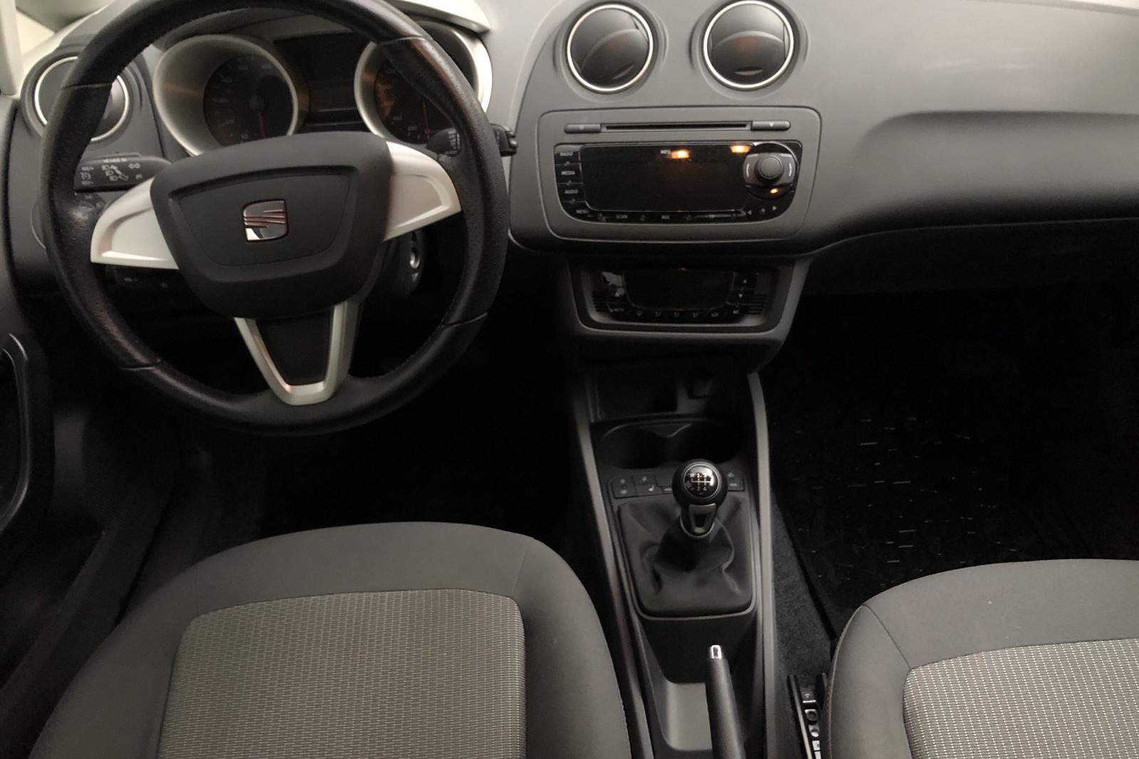 Seat Ibiza 1.4 ST (85hk) - 87 710 km - Manual - Dark Grey - 2011