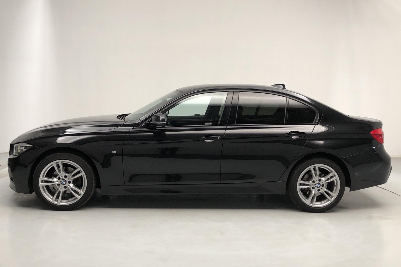 BMW 320i xDrive Sedan, F30 (184hk) - 0 km - Automatic - black - 2018