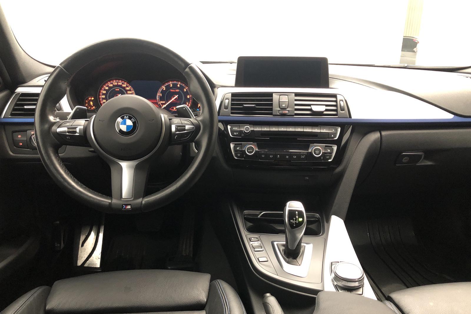 BMW 320i xDrive Sedan, F30 (184hk) - 0 mil - Automat - svart - 2018