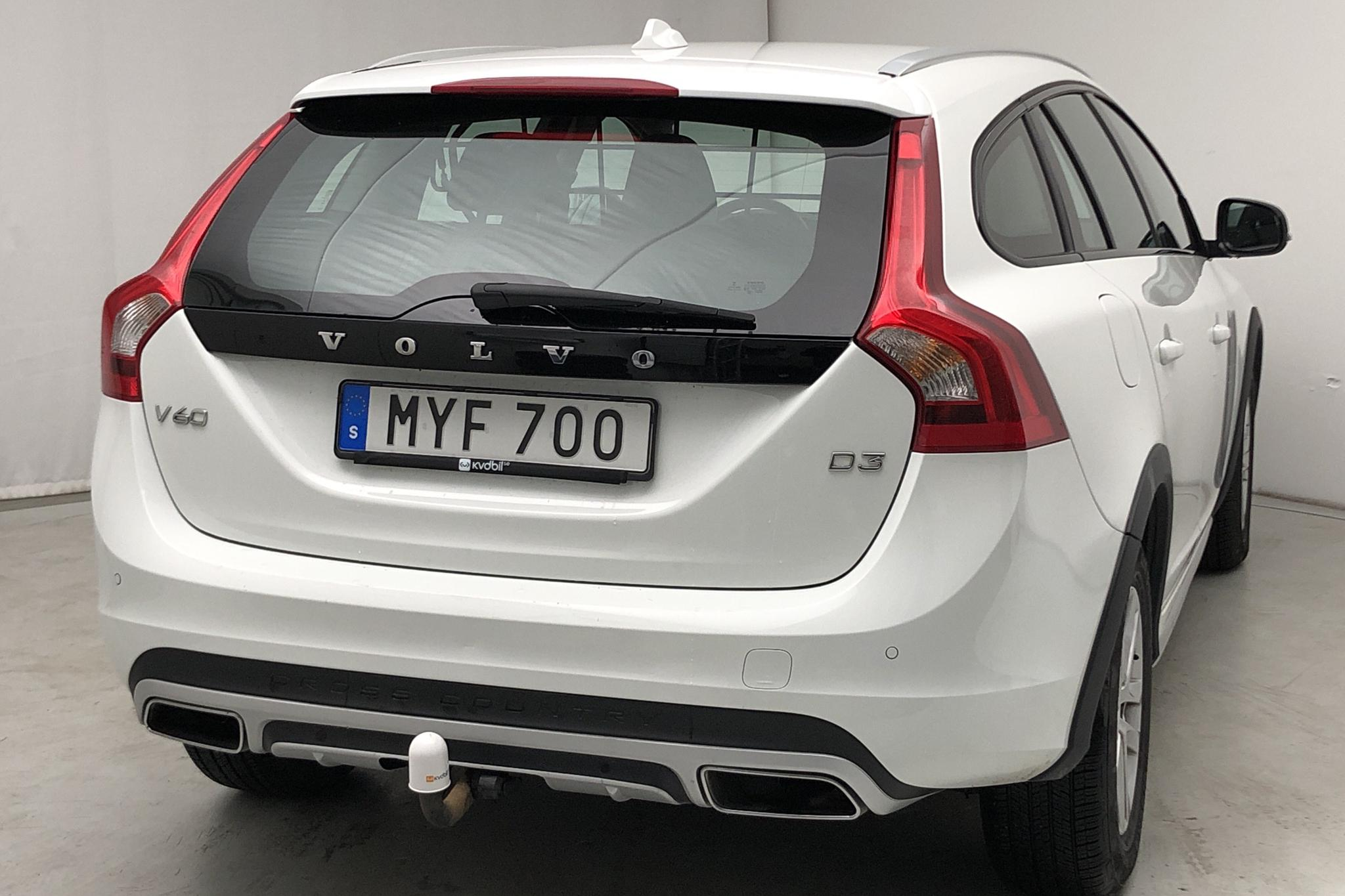 Volvo V60 D3 Cross Country (150hk) - 0 km - Automatic - white - 2016