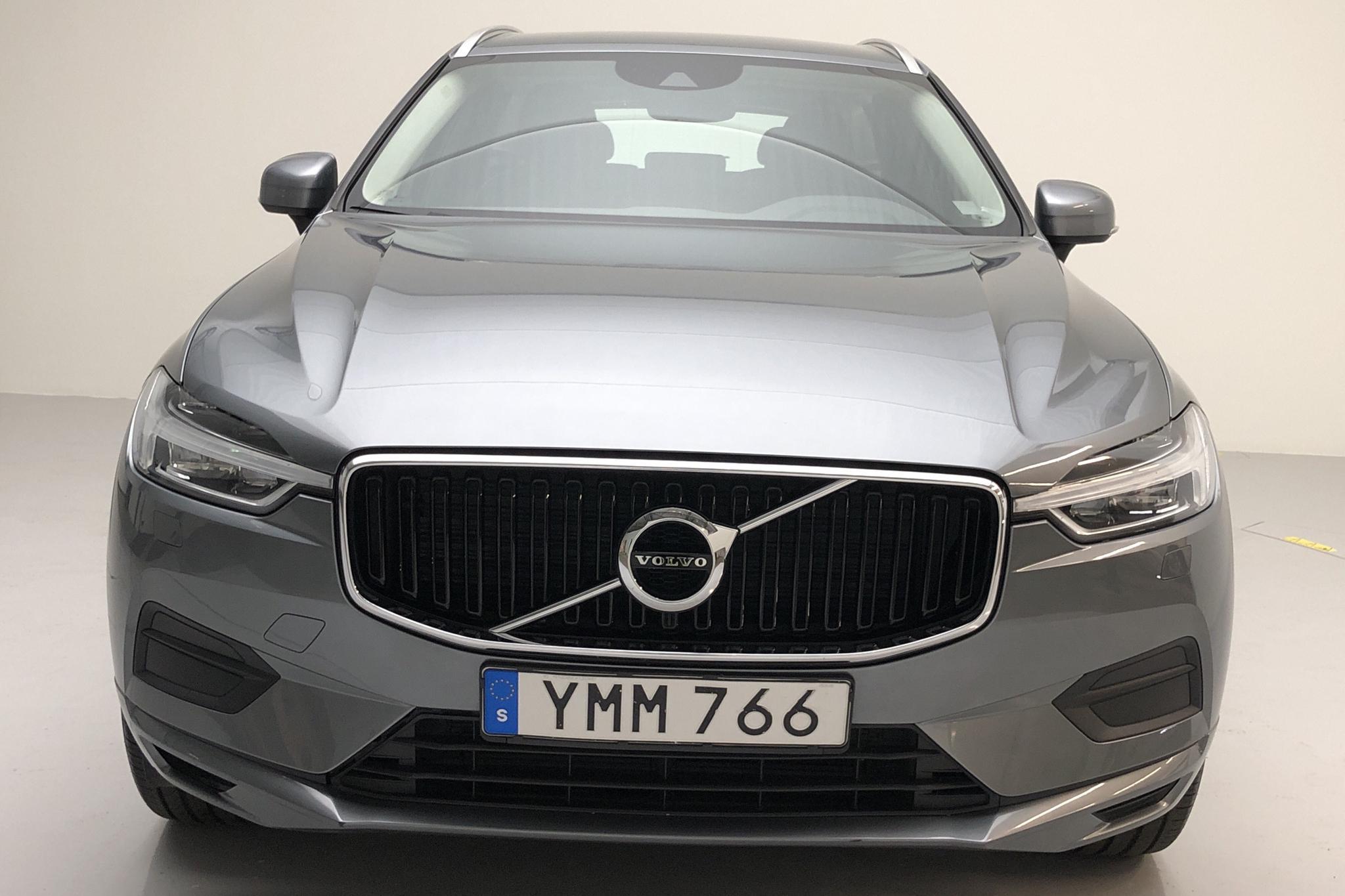 Volvo XC60 D4 AWD (190hk) - 0 mil - Automat - grå - 2019