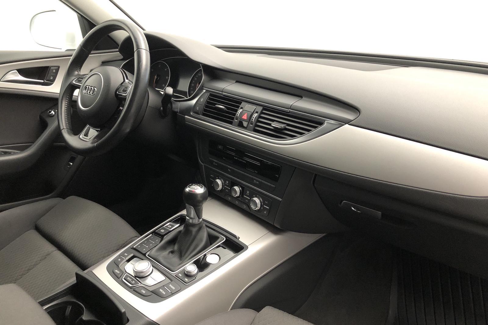 Audi A6 2.0 TDI Avant (190hk) - 8 400 mil - Manuell - vit - 2016