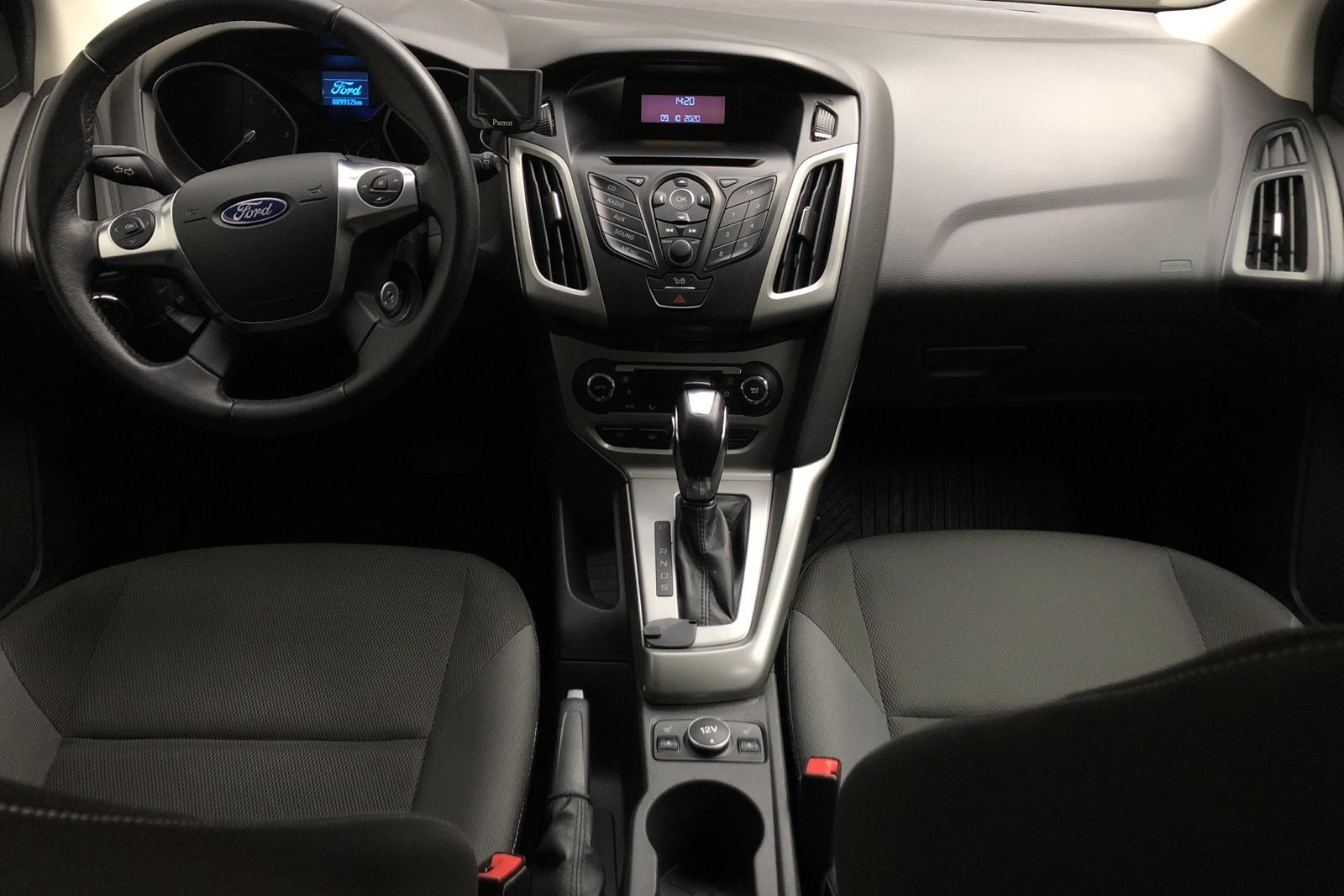 Ford Focus 2.0 TDCi Kombi (115hk) - 0 km - Automatic - gray - 2012