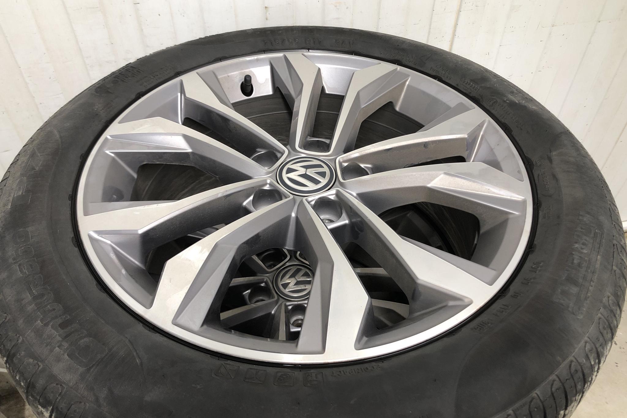 VW Passat 1.4 Plug-in-Hybrid Sportscombi (218hk) - 57 430 km - Automatic - Dark Blue - 2017