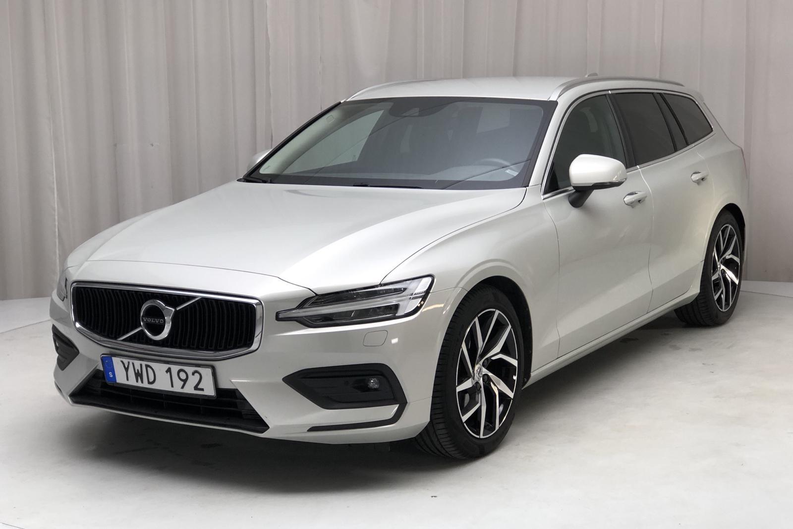 Volvo V60 D3 AWD (150hk) - 4 400 mil - Automat - vit - 2019