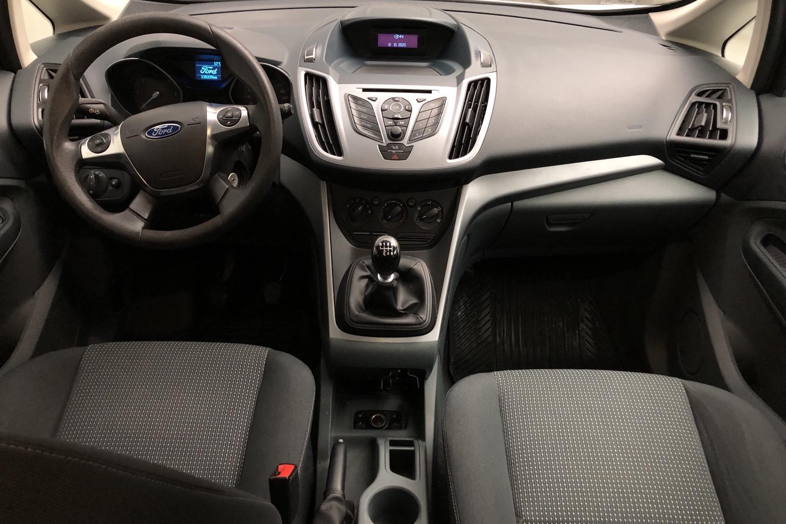 Ford C-MAX 1.6 TDCi (95hk) - 0 km - Manual - white - 2011