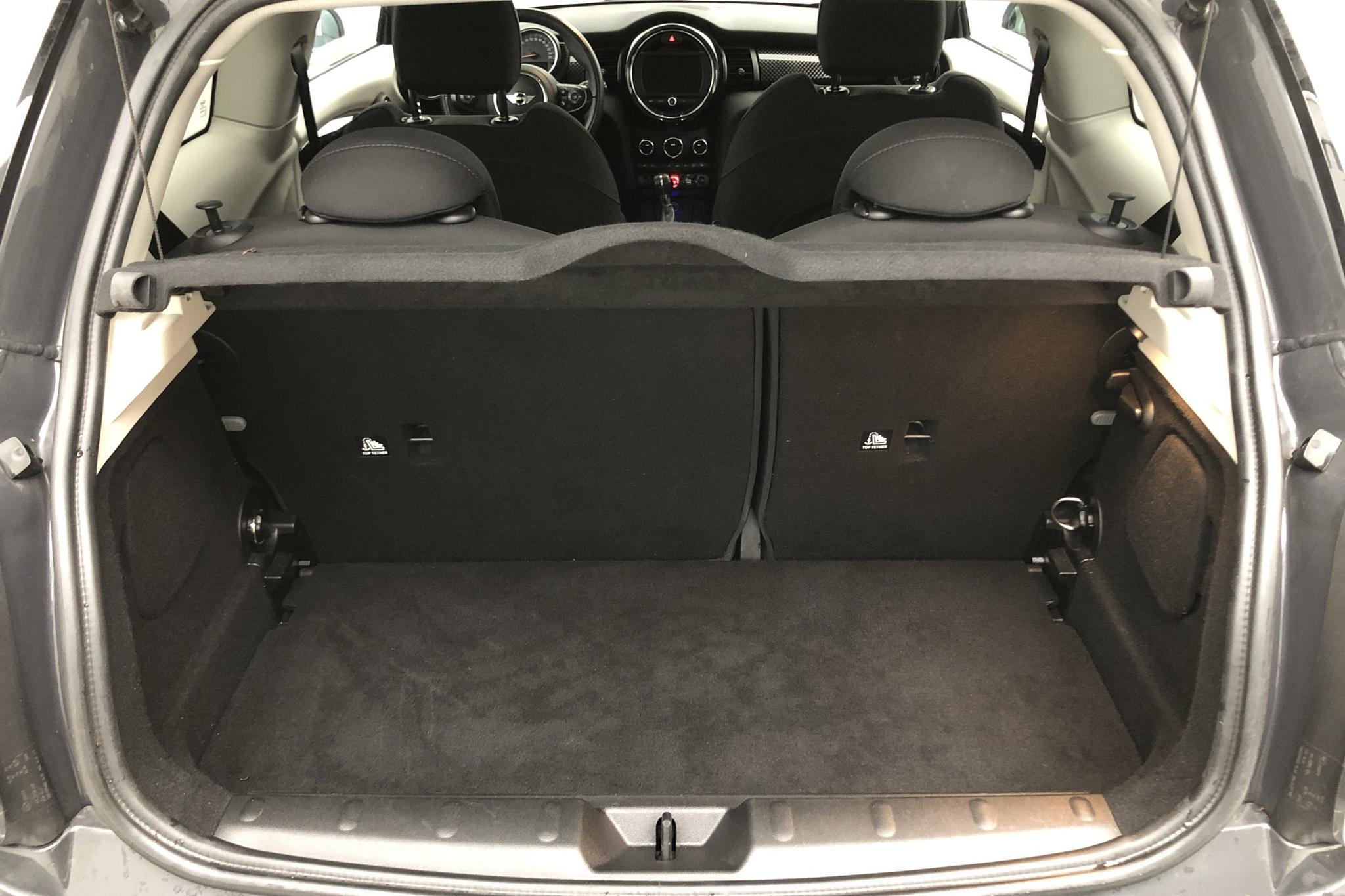 MINI Cooper S 3dr (192hk) - 15 000 km - Manual - gray - 2017