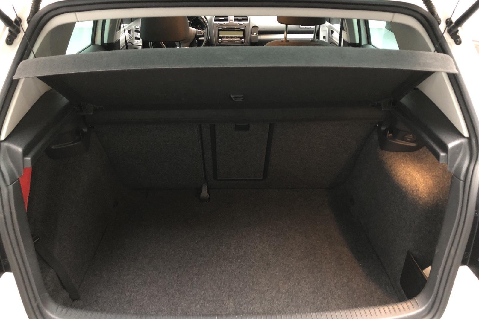 VW GOLF GT 1,8 TSI Sport - 13 963 mil - Manuell - vit - 2010