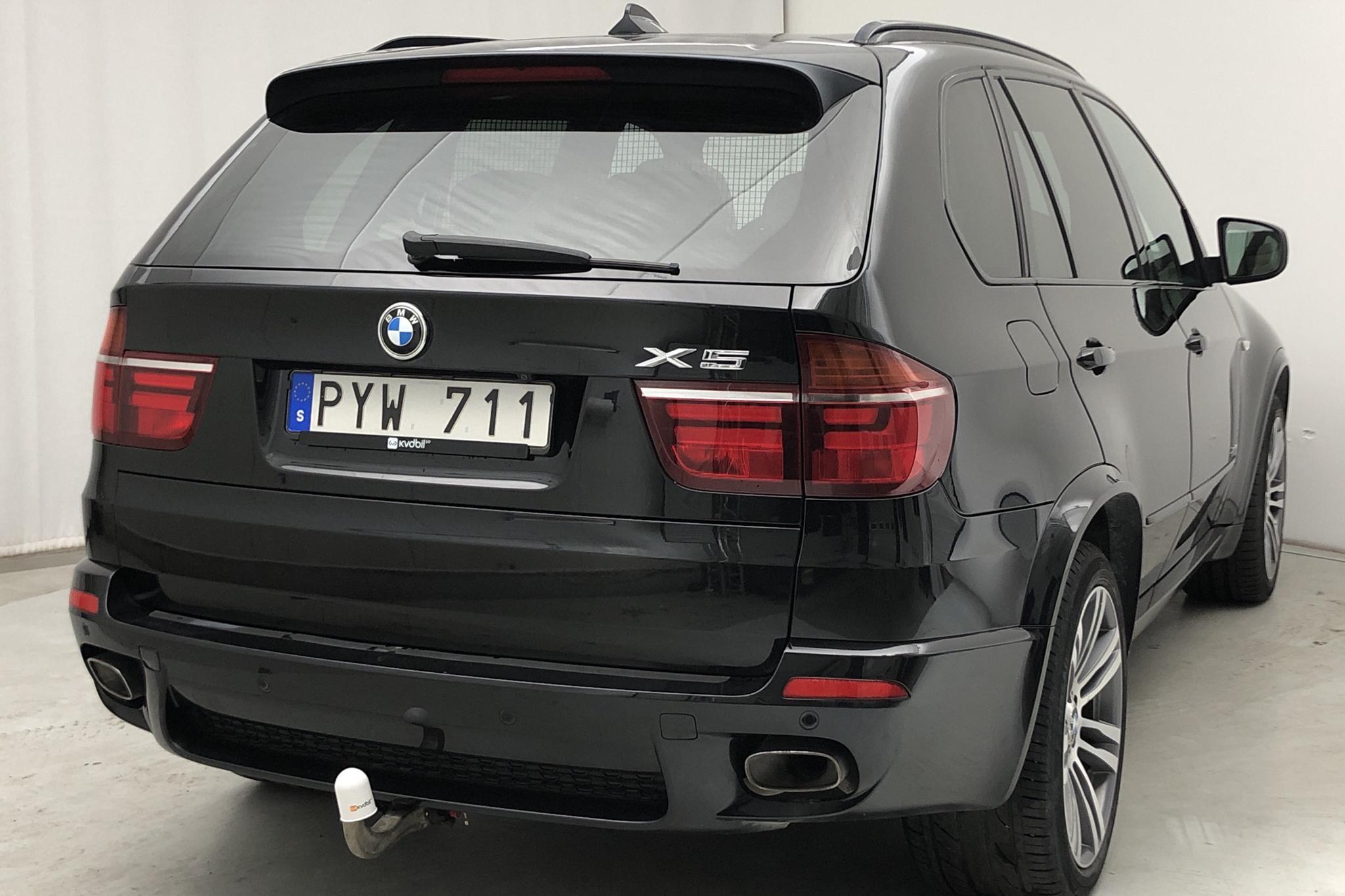 BMW X5 xDrive40d, E70 (306hk) - 19 800 mil - Automat - svart - 2011