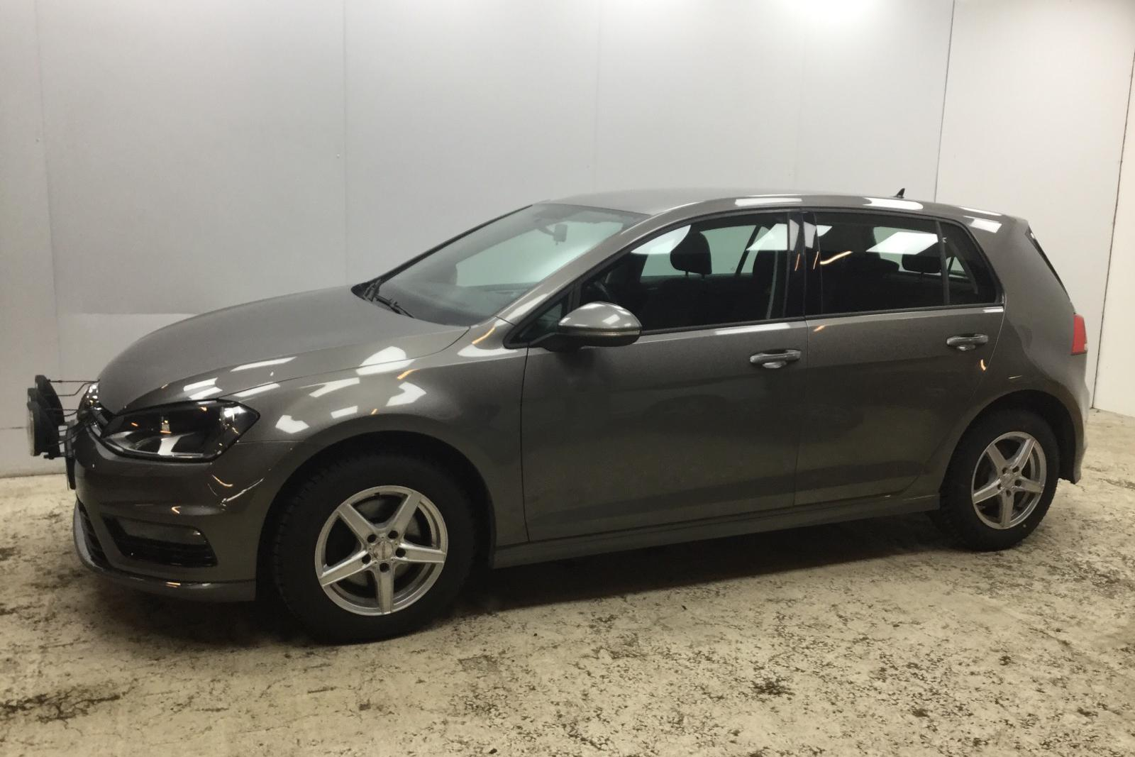 VW Golf VII 1.6 TDI BlueMotion Technology 5dr 4Motion (105hk) - 0 km - Manual - gray - 2015