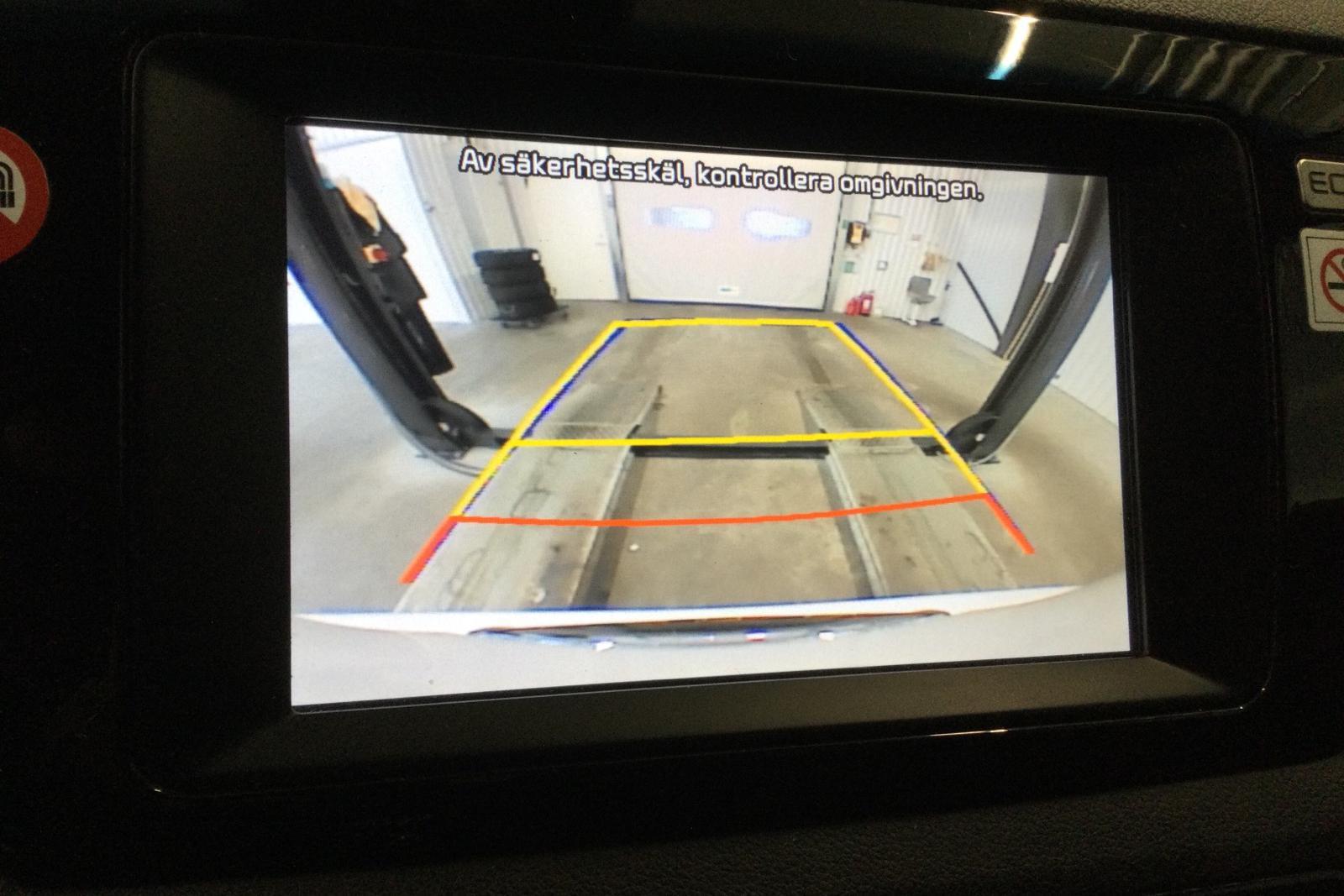 KIA Niro Hybrid 1.6 (141hk) - 0 mil - Automat - vit - 2018