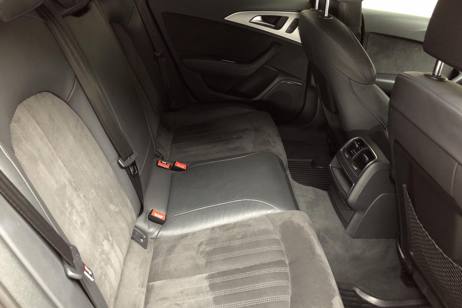 Audi A6 3.0 TDI quattro (218hk) - 97 000 km - Automatic - red - 2016