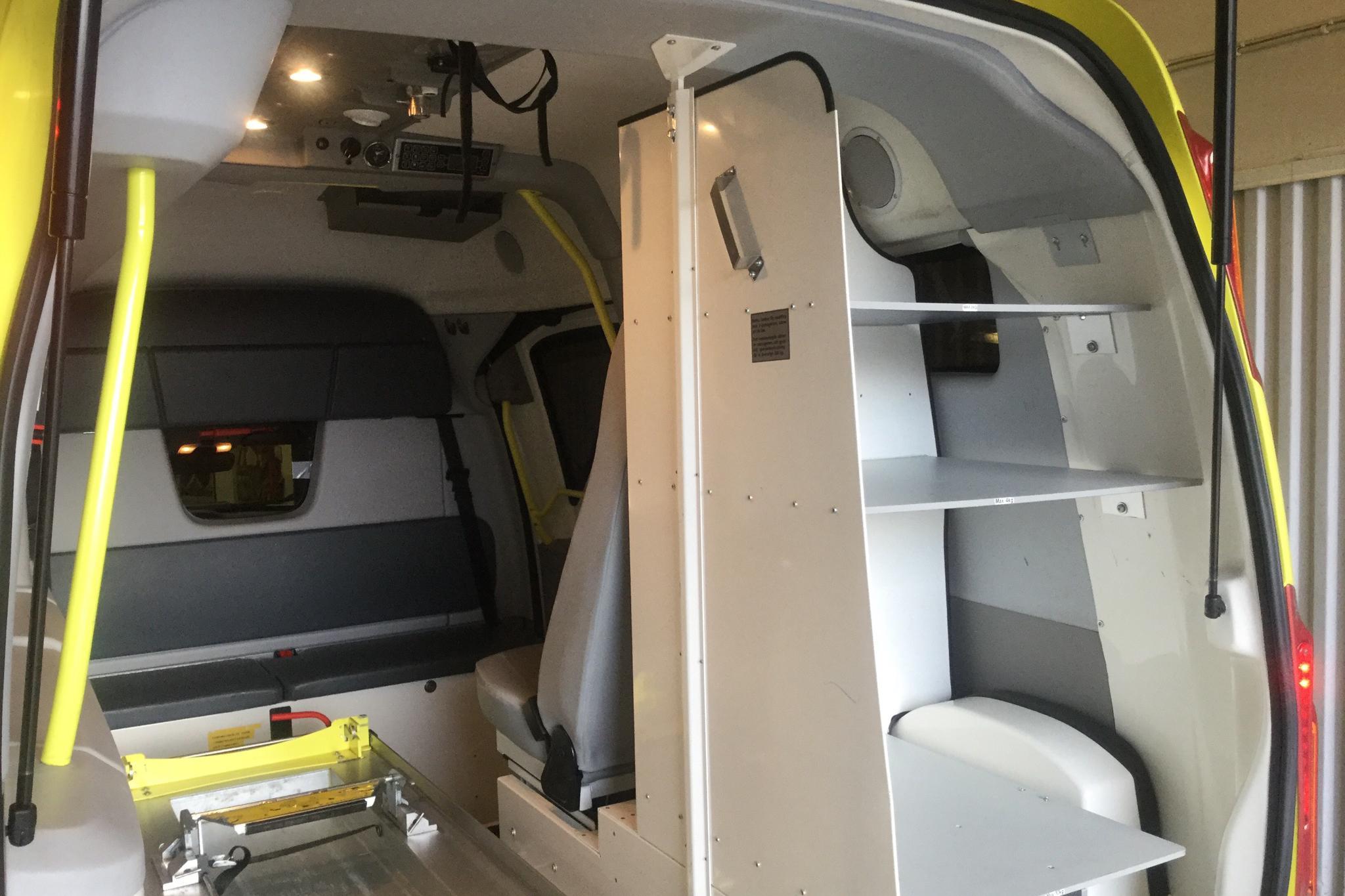 Volvo V70 D5 AWD Ambulans (215hk) - 0 km - Automatic - Multicolored