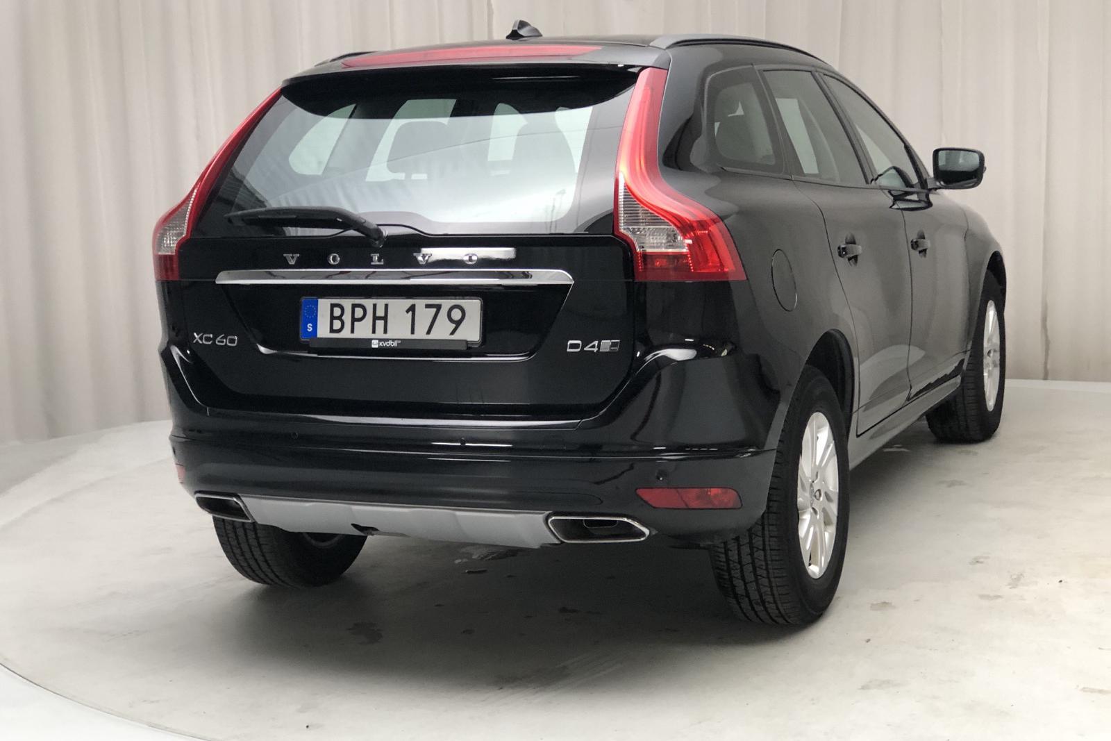 Volvo XC60 D4 AWD Classic VOC(190hk) - 0 km - Automatic - black - 2017