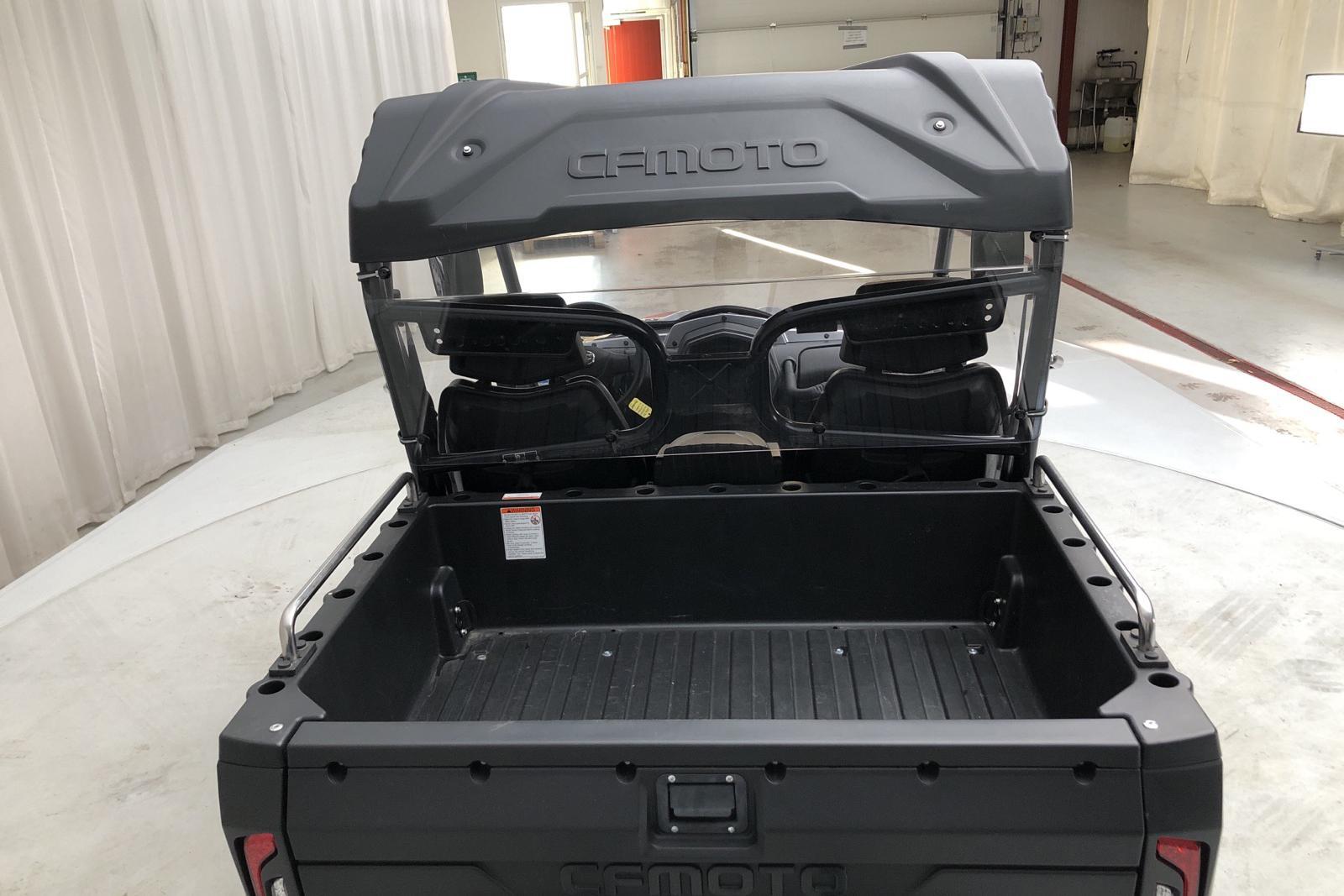 CFMOTO UFORCE 800 EFI UTV - 0 mil - grå