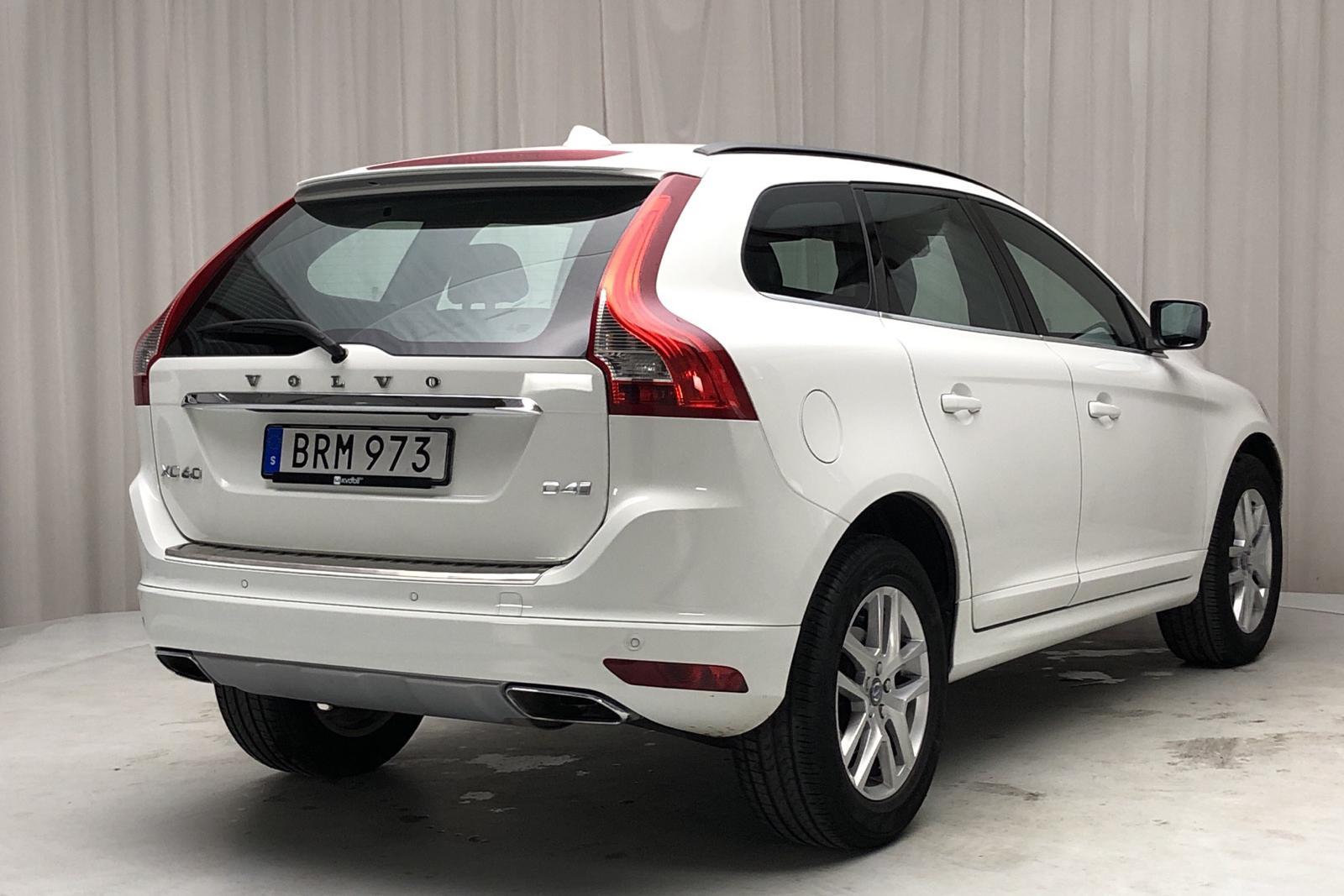 Volvo XC60 D4 2WD (190hk) - 0 km - Automatic - white - 2017