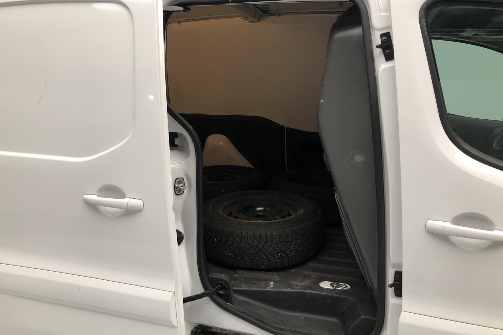 Peugeot Partner 1.6 BlueHDI Skåp (100hk) - 0 km - Automatic - white - 2016