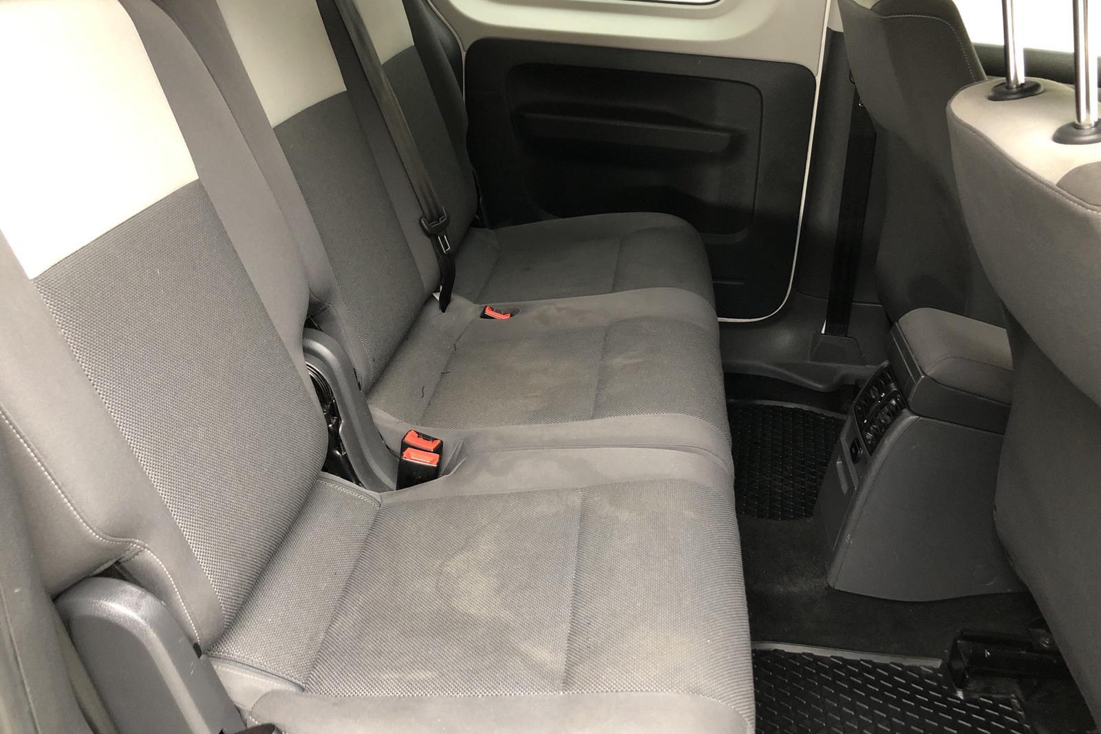 VW Caddy MPV Life 1.6 TDI (102hk) - 0 mil - Manuell - vit - 2014
