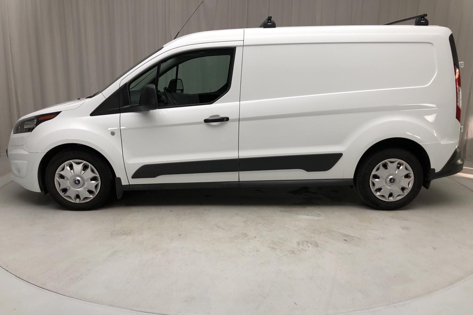 Ford Transit Connect 1.5 TDCi (120hk) - 53 436 km - Automatic - white - 2016