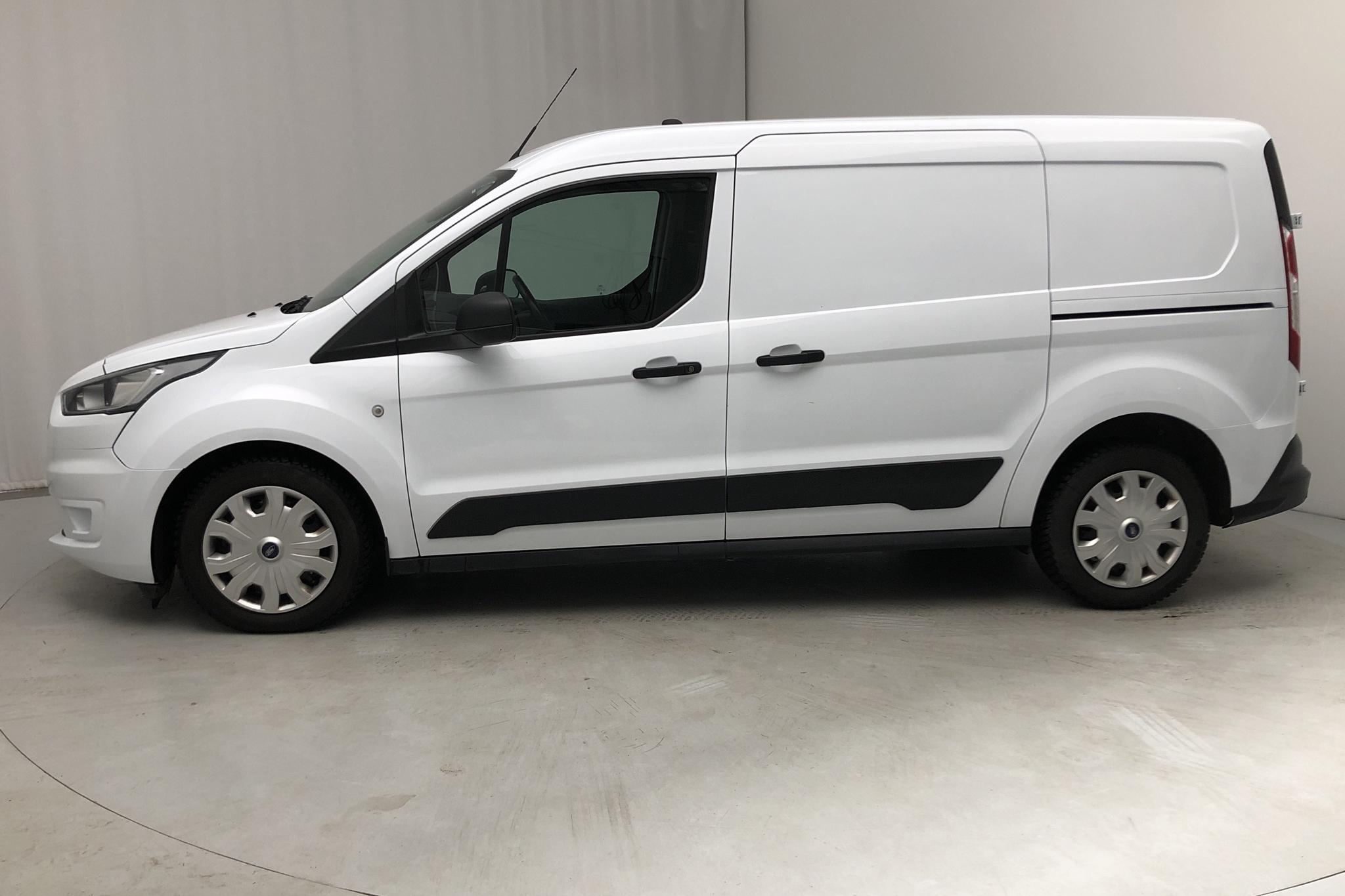 Ford Transit Connect 1.5 TDCi (100hk) - 0 km - Automatic - white - 2019