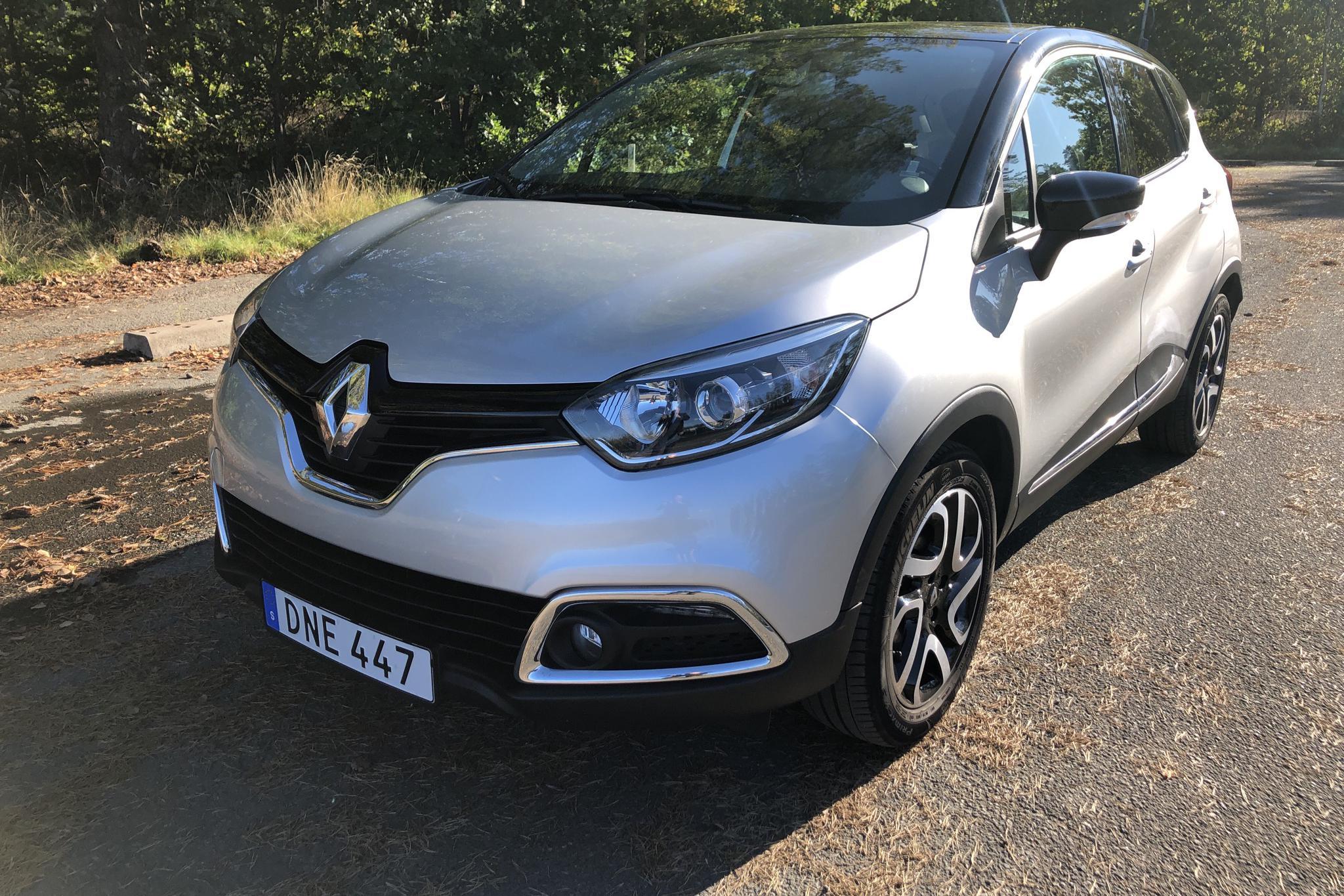 Renault Captur 1.2 TCe (120hk) - 33 000 km - Multicolored - 2016