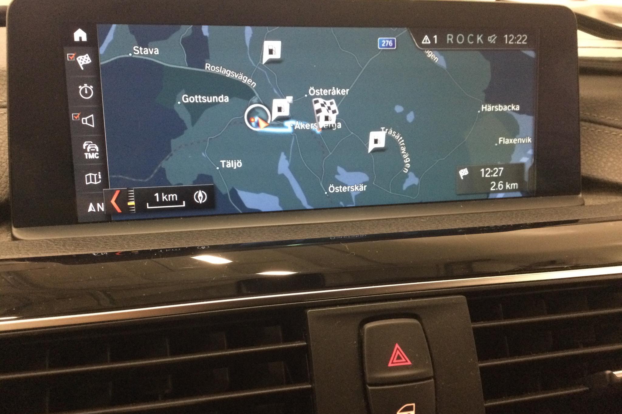 BMW 330i Touring, F31 (252hk) - 71 450 km - Automatic - black - 2018