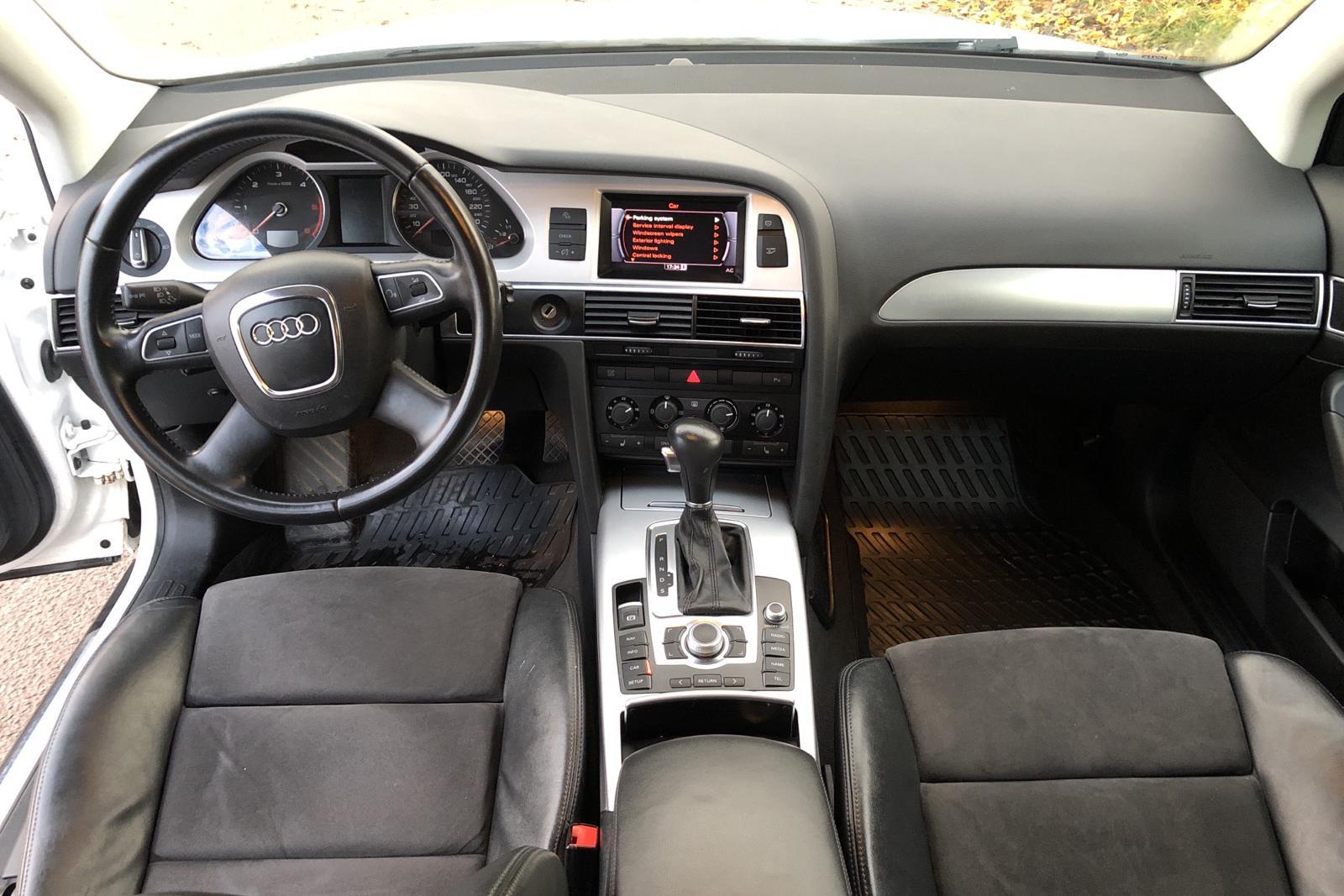 Audi A6 2.0 TDI Avant (170hk) - 229 860 km - Automatic - white - 2011