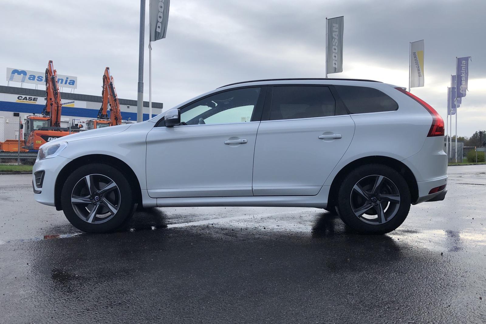 Volvo XC60 D4 AWD (190hk) - 20 929 mil - Automat - vit - 2016